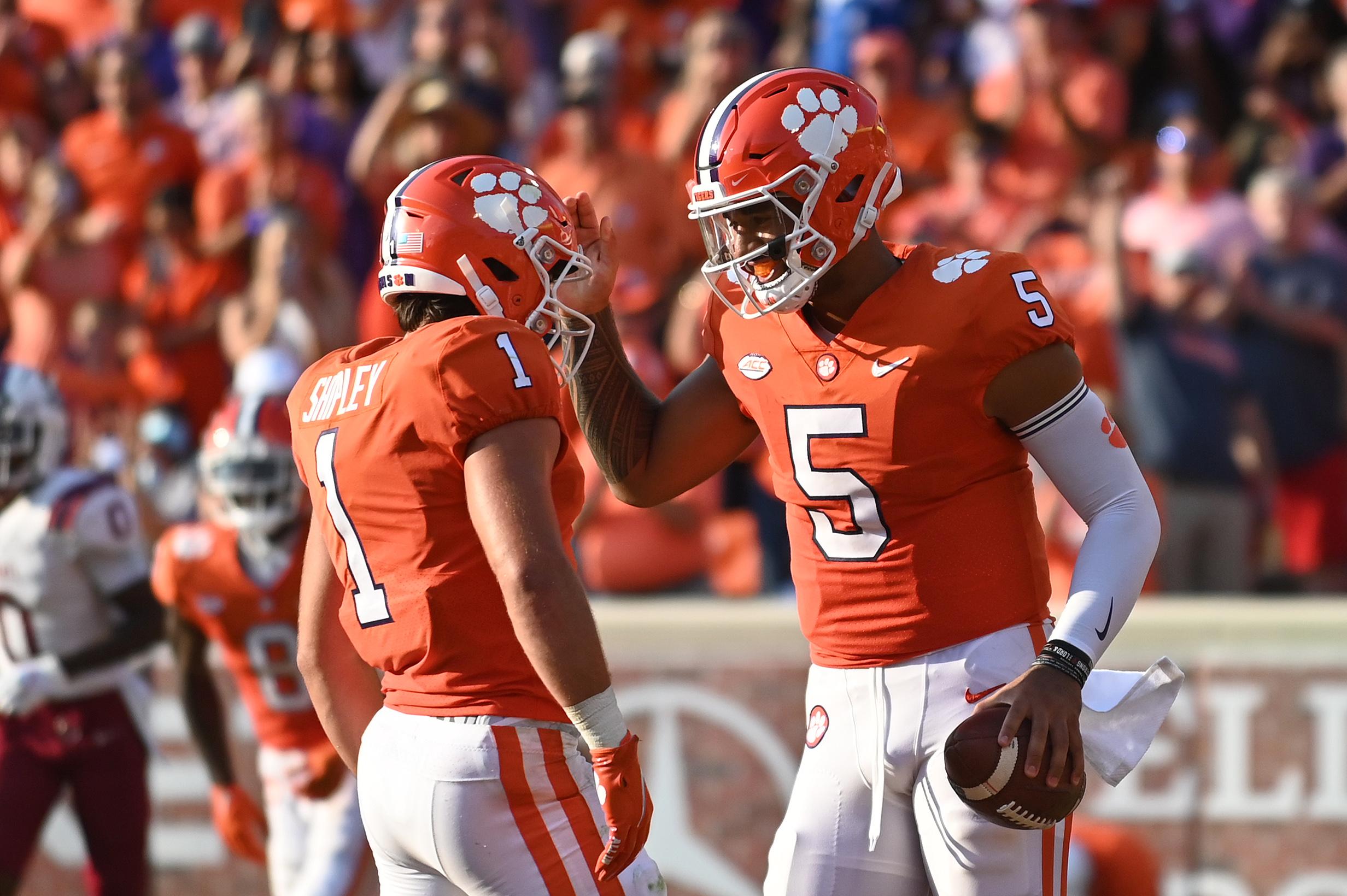 NCAA Football: South Carolina State at Clemson