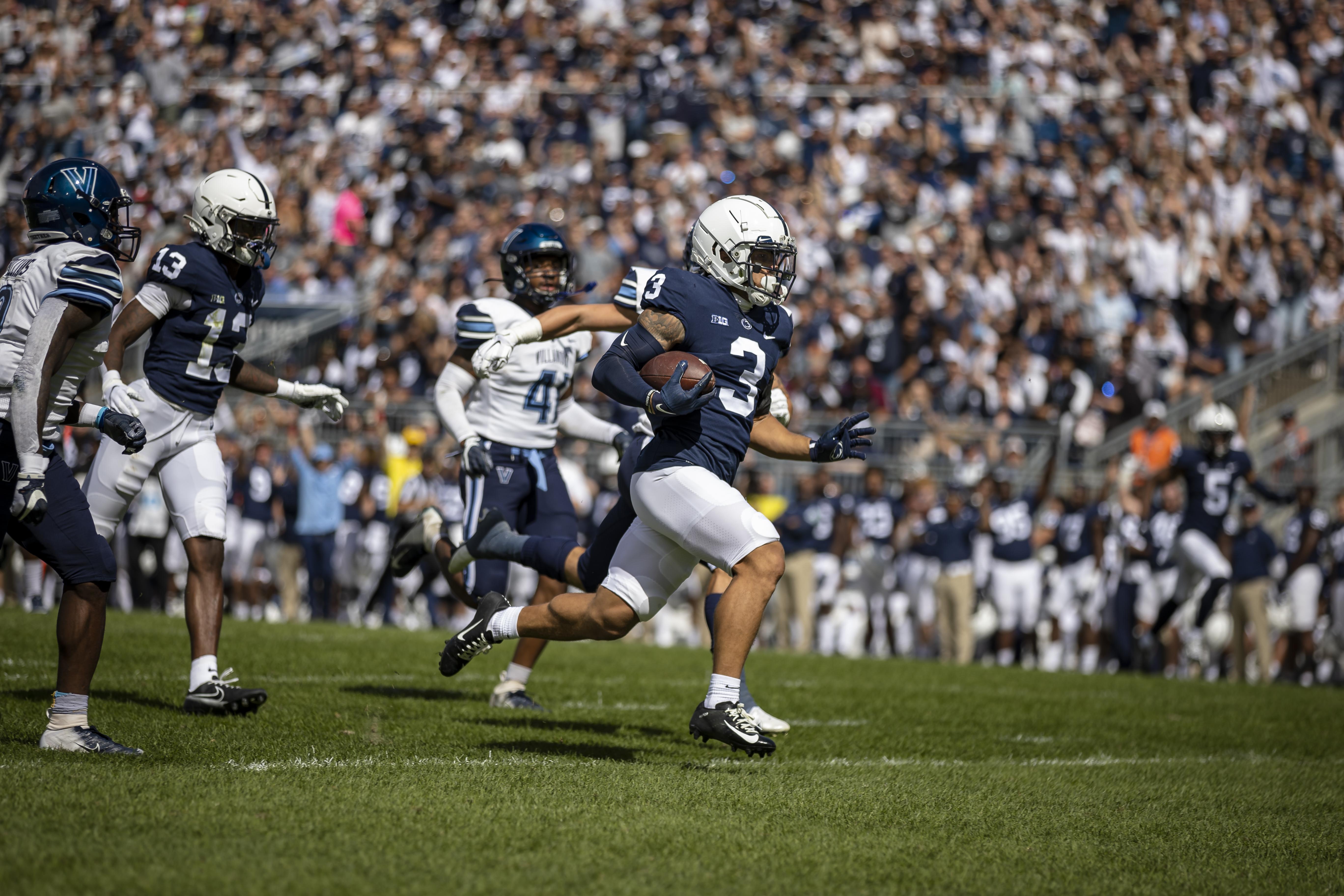 Villanova v Penn State
