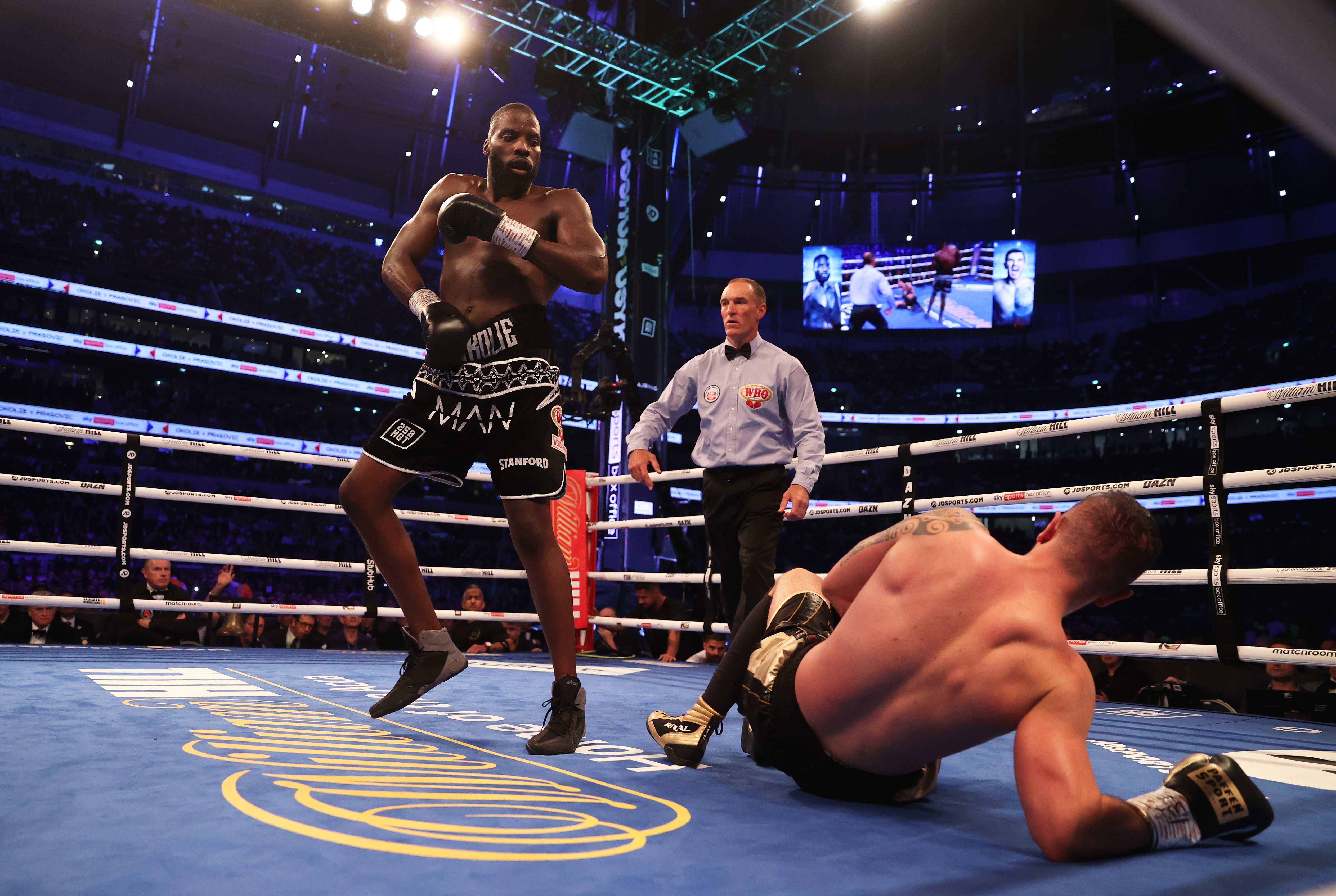 Anthony Joshua v Oleksandr Usyk - Heavyweight Title Fight