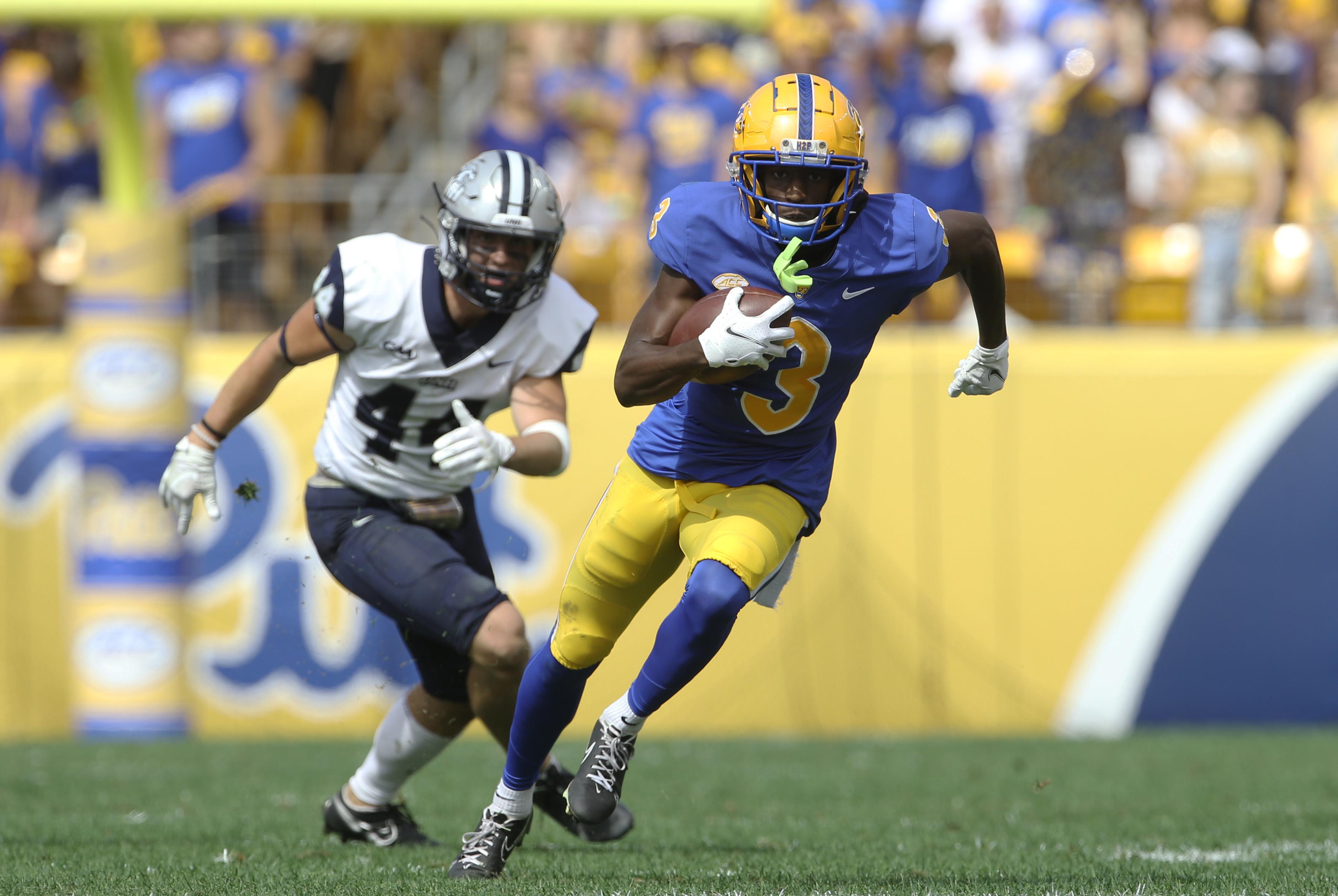 NCAA Football: New Hampshire at Pittsburgh