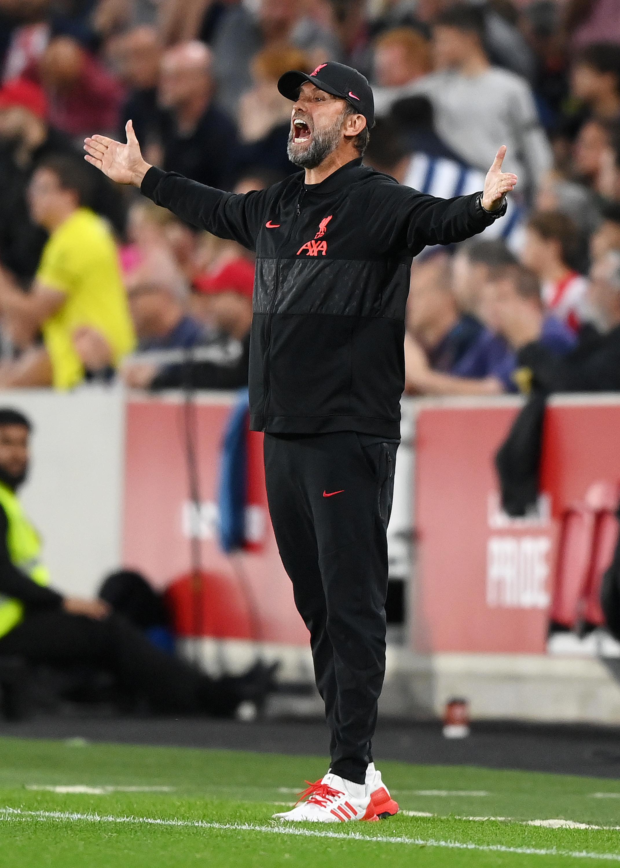 Brentford v Liverpool - Premier League