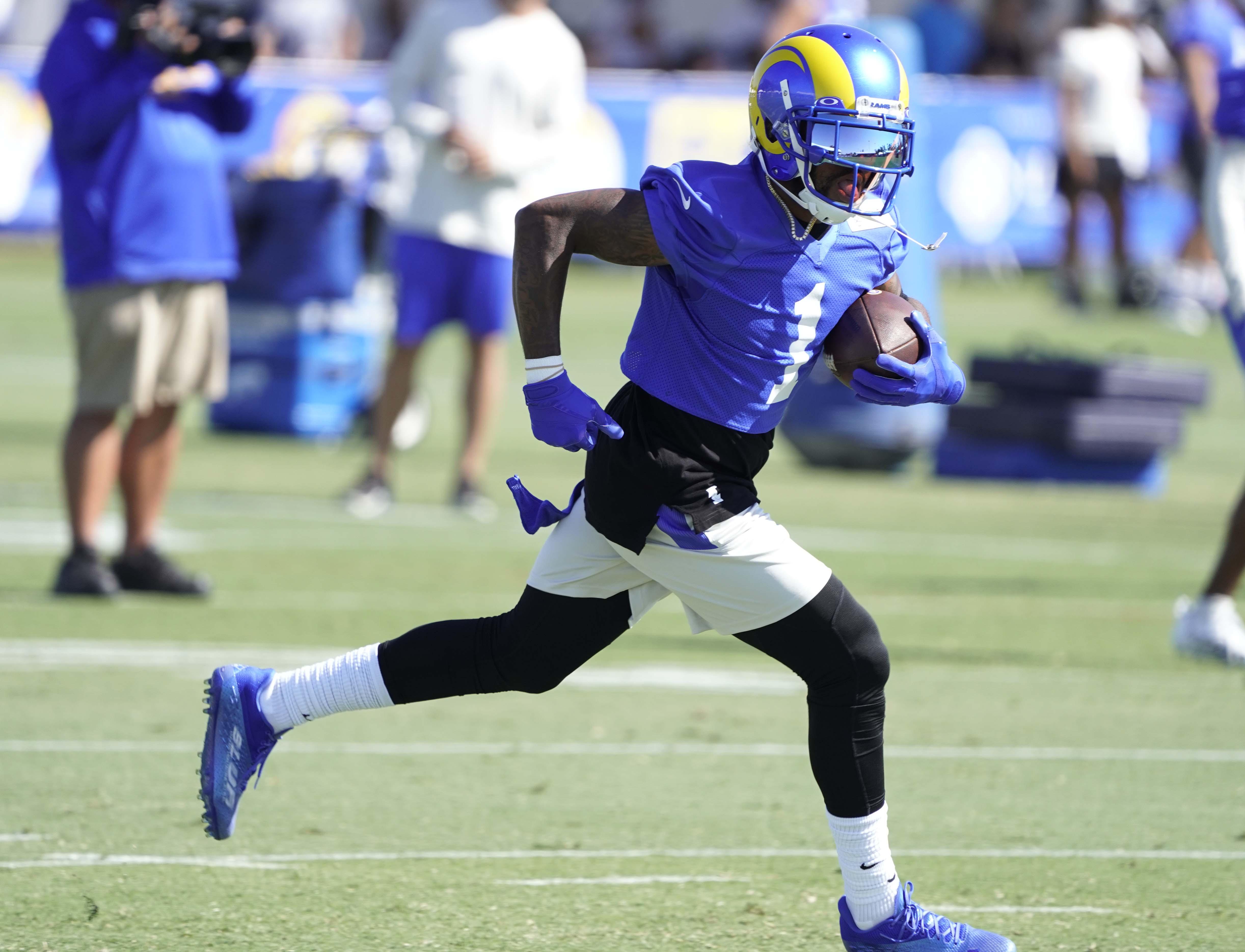 NFL: JUL 31 Los Angeles Rams Training Camp