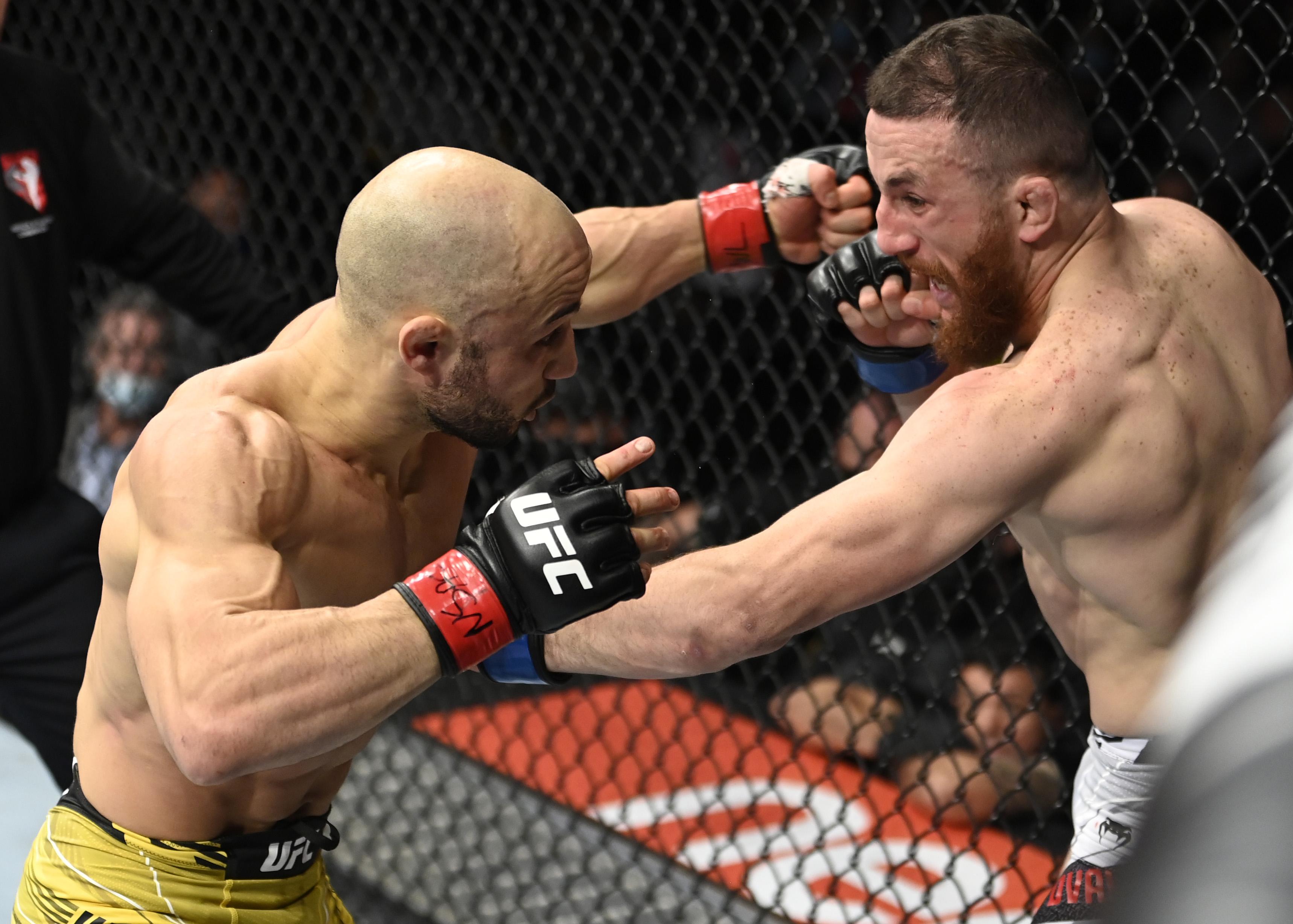 UFC 266: Moraes v Dvalishvili
