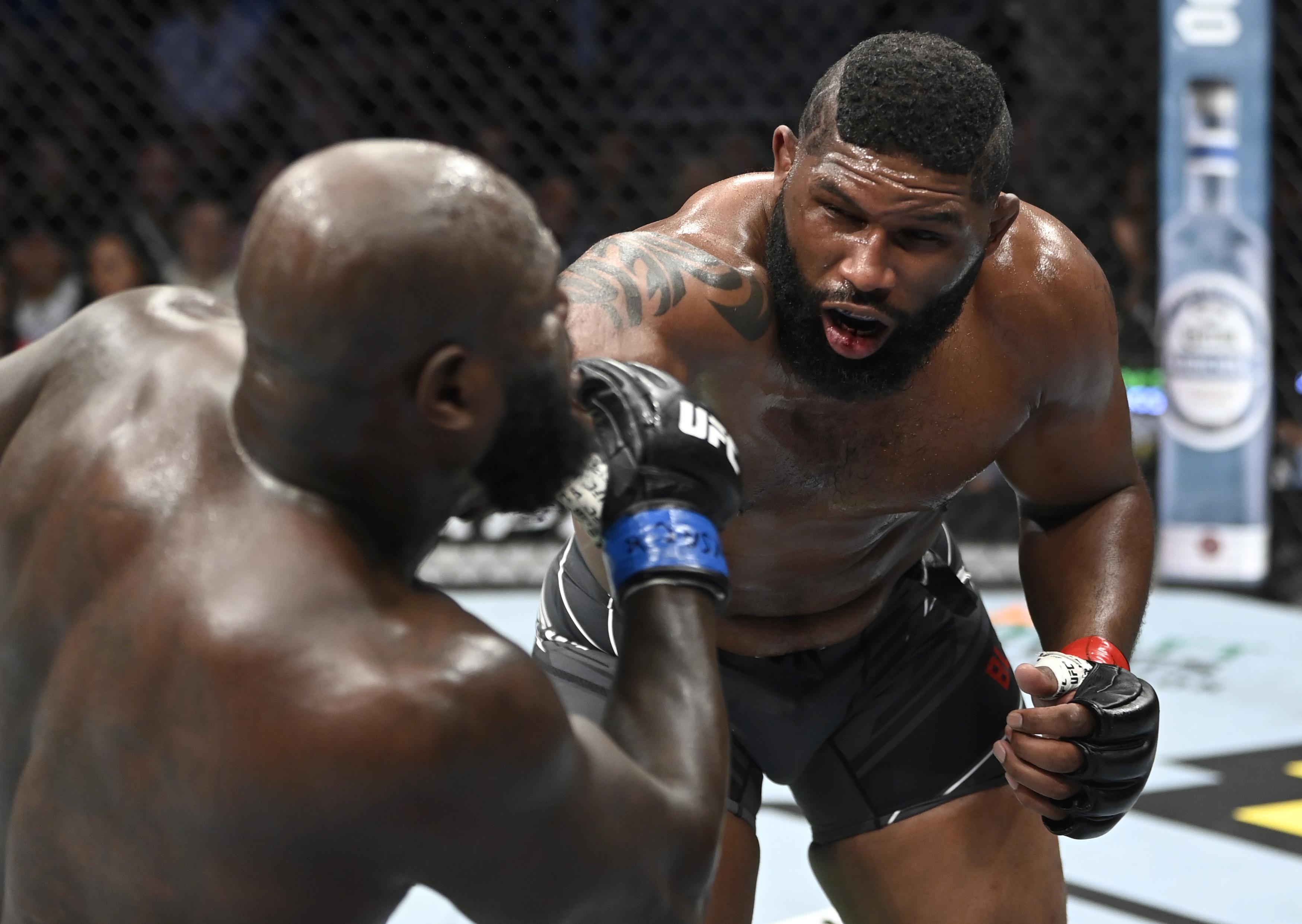 UFC 266: Blaydes v Rozenstruik