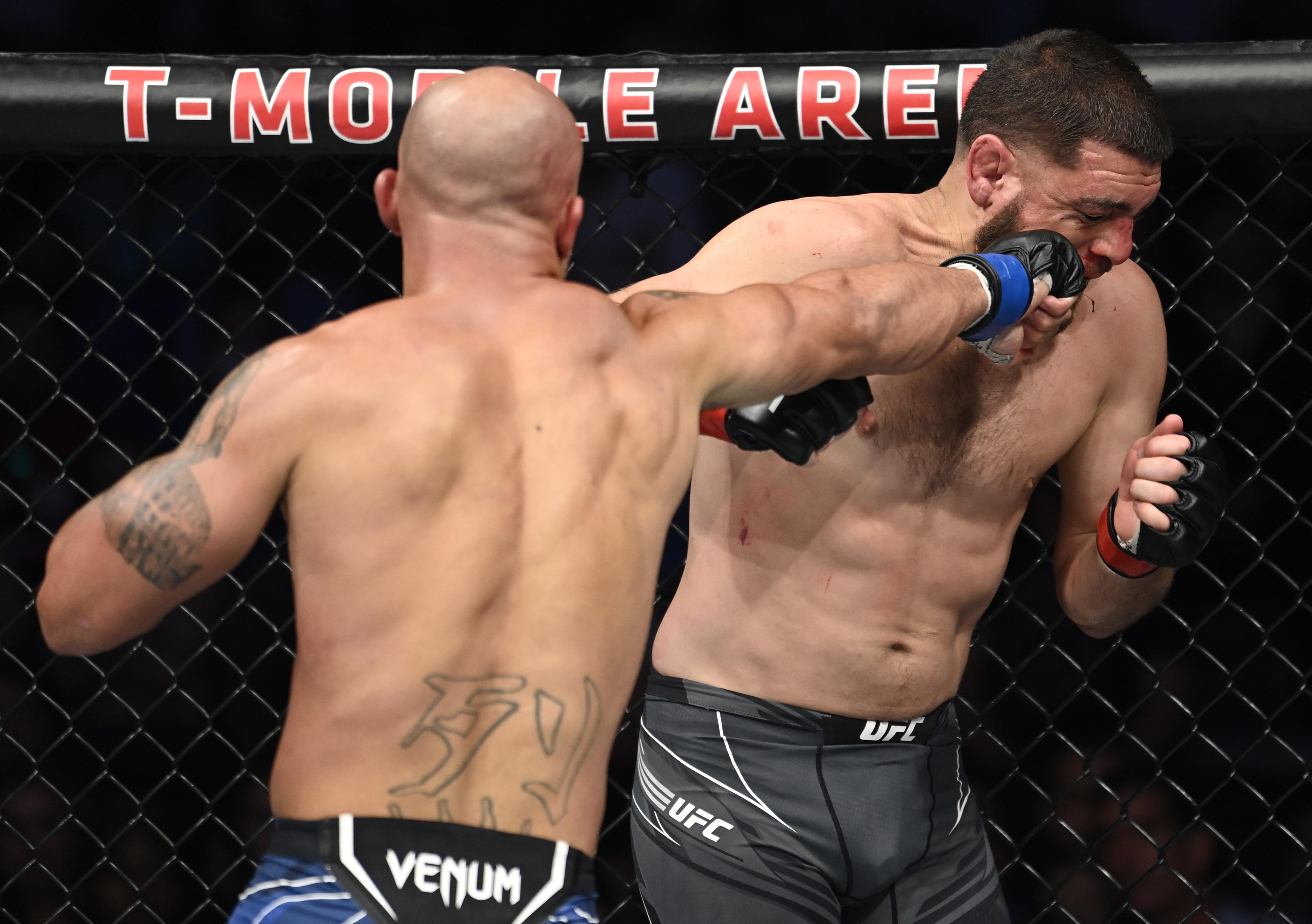 UFC 266: Diaz v Lawler