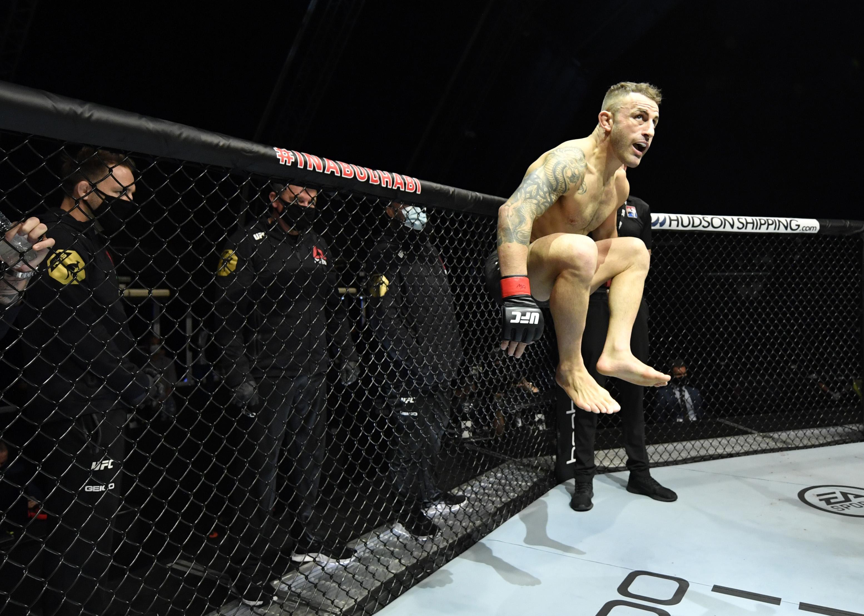 UFC 266: Volkanovski vs Ortega
