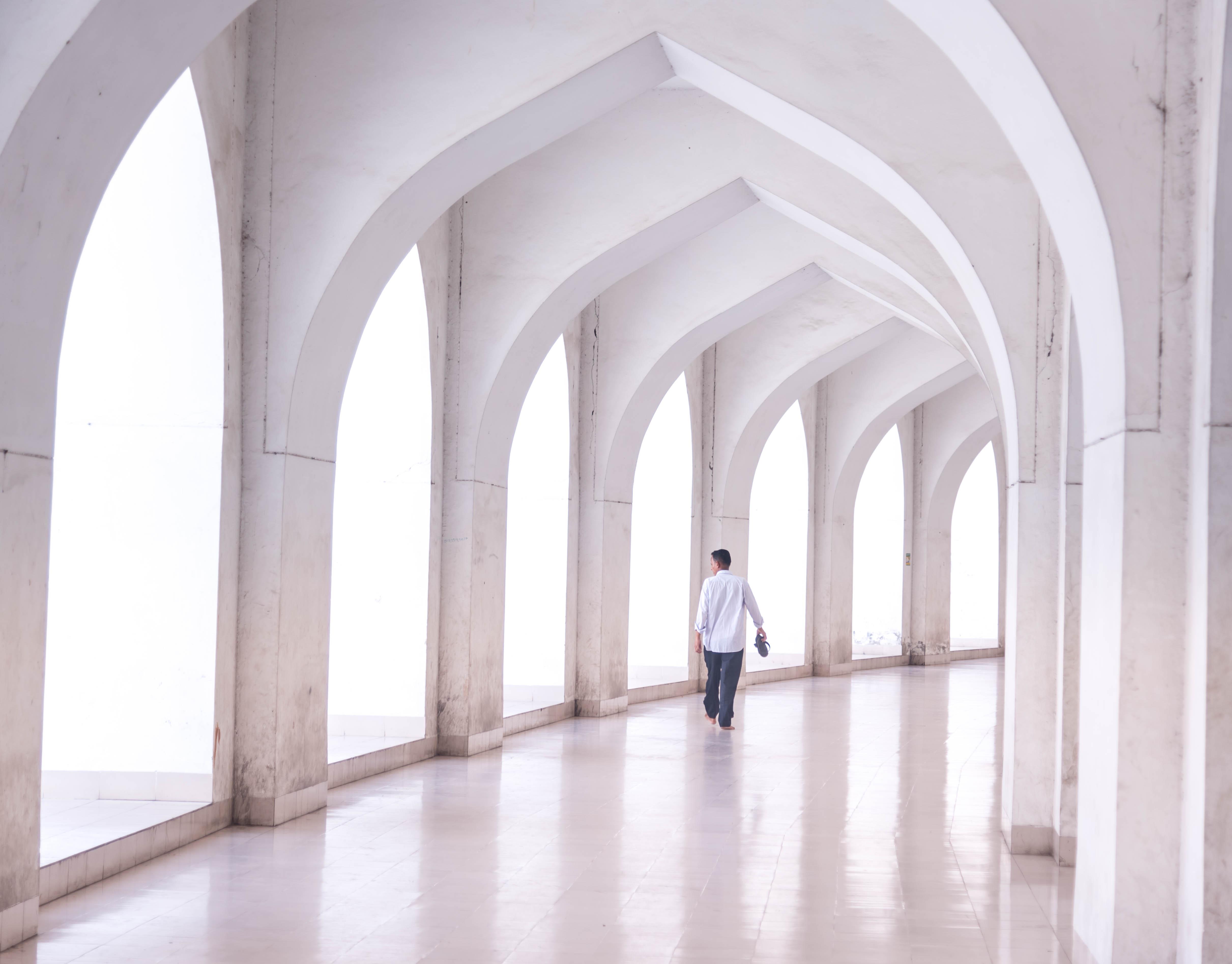 Friday Muslim Prayer Amid Covid-19 Pandemic
