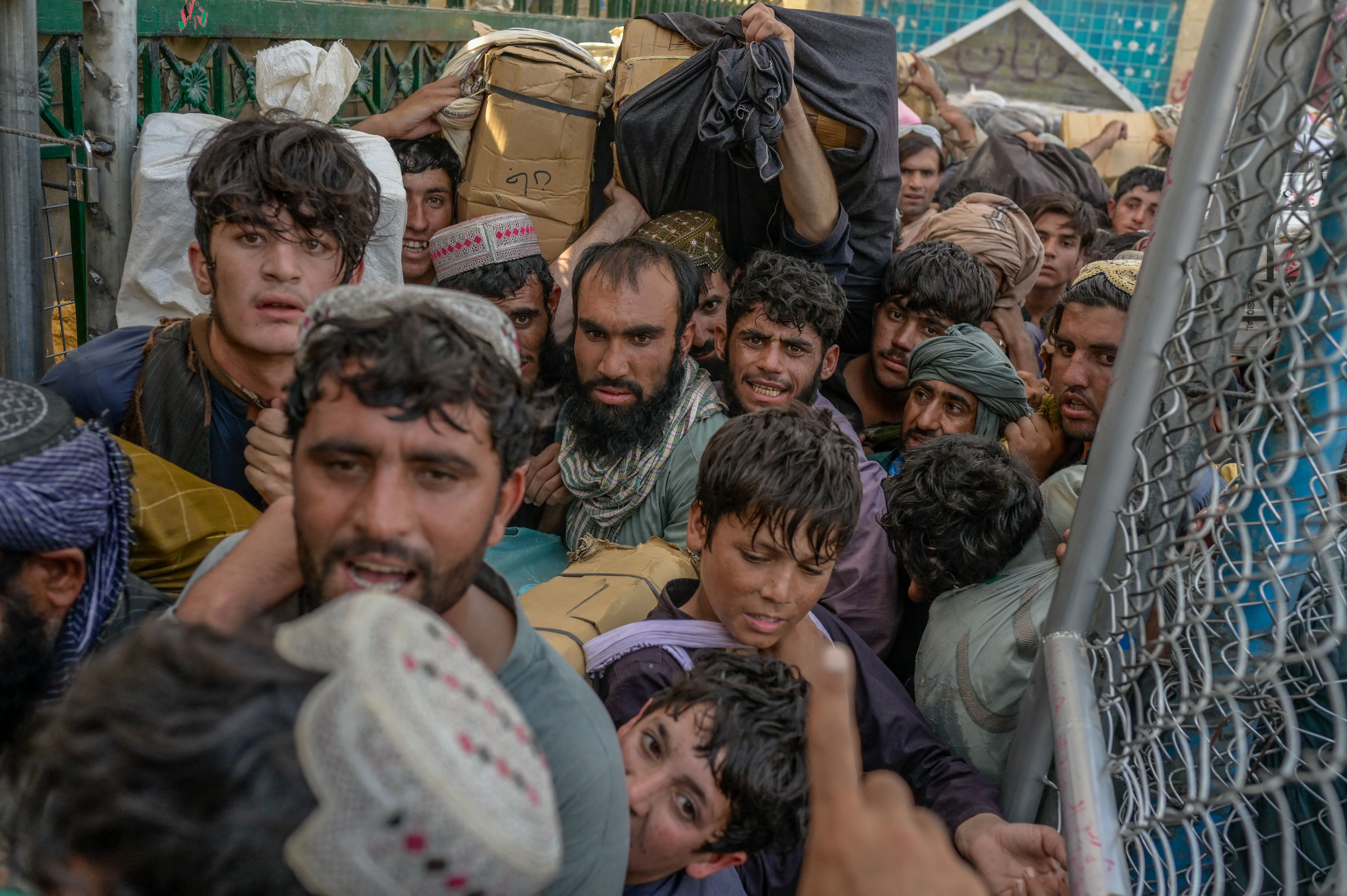 TOPSHOT-AFGHANISTAN-CONFLICT-DRUGS-ECONOMY