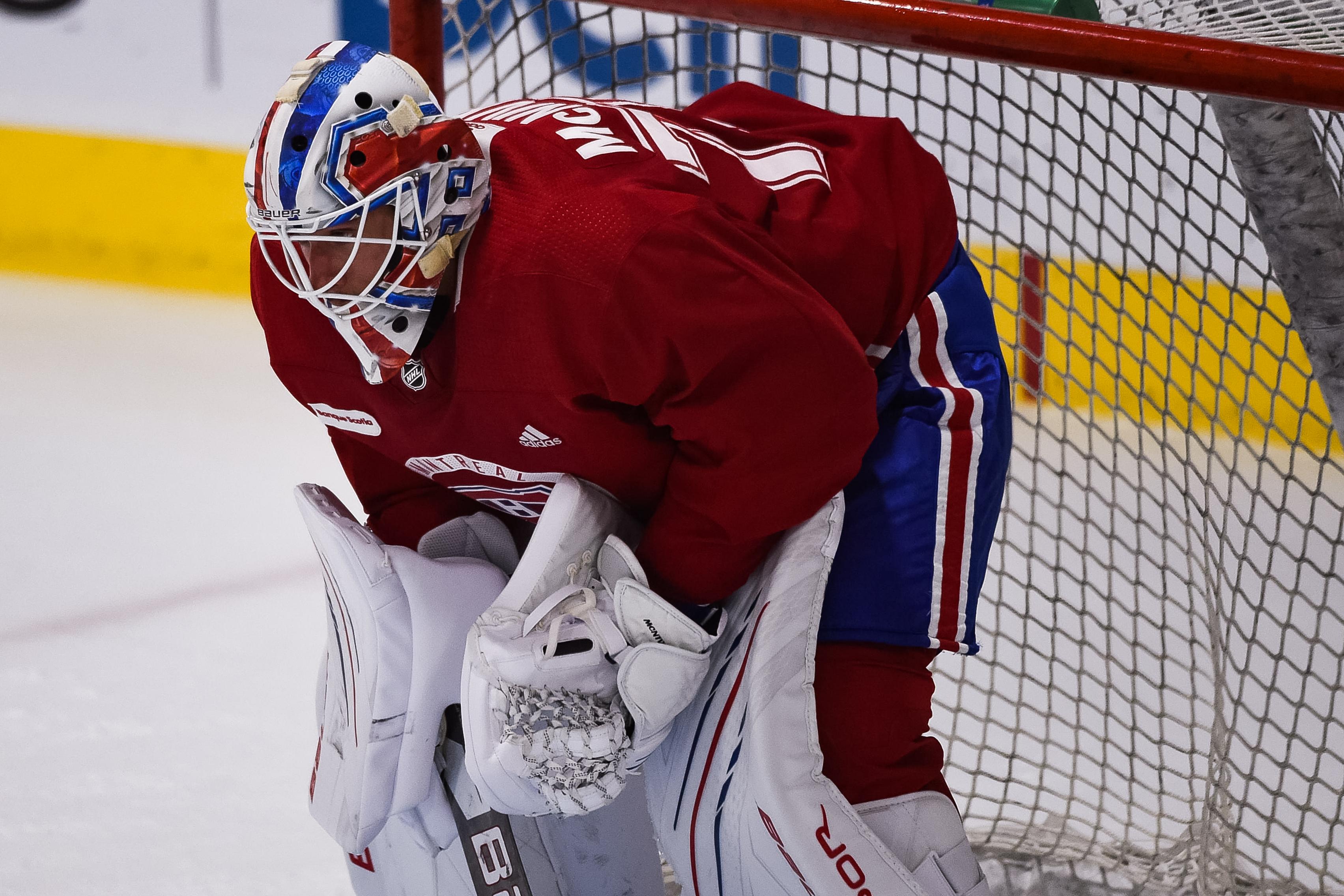 NHL: SEP 23 Canadiens Training Camp