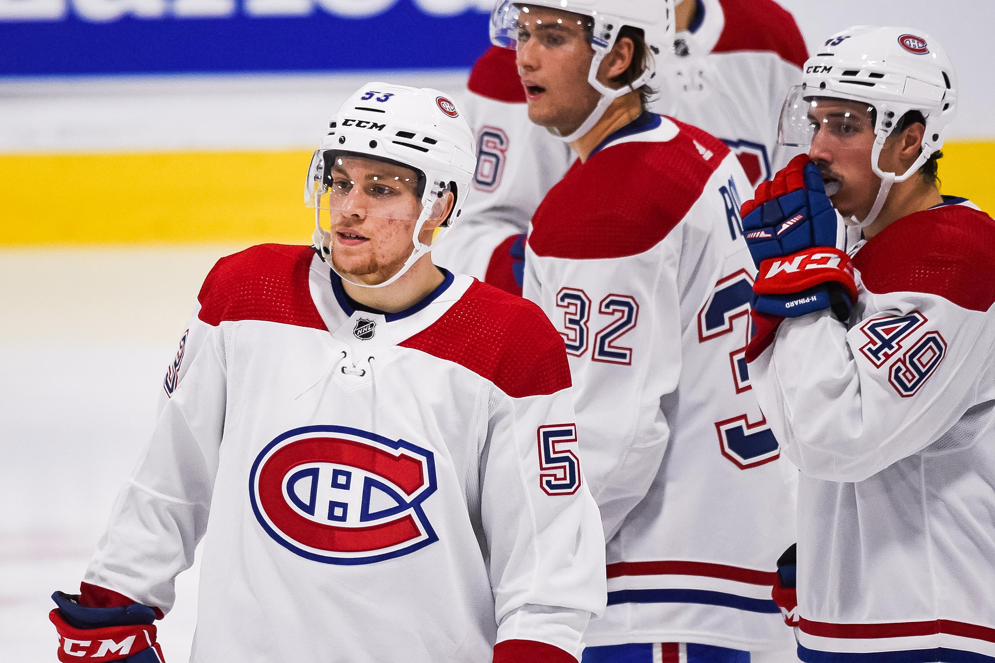 NHL: SEP 20 Canadiens Rookie Camp