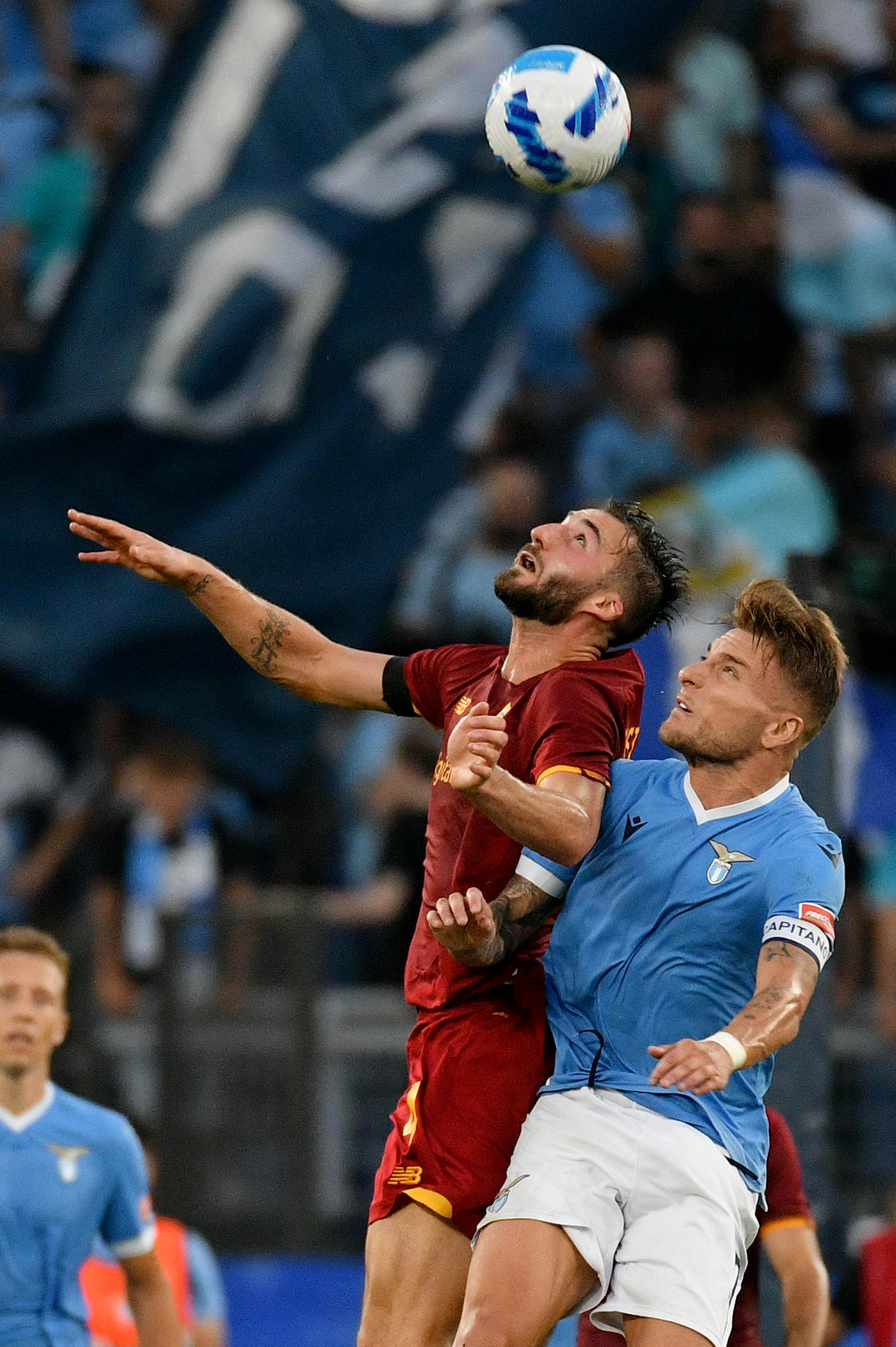 SS Lazio v AS Roma - Serie A