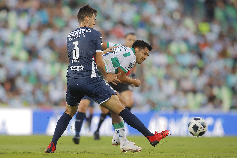 Santos Laguna v Monterrey - Torneo Apertura 2021 Liga MX