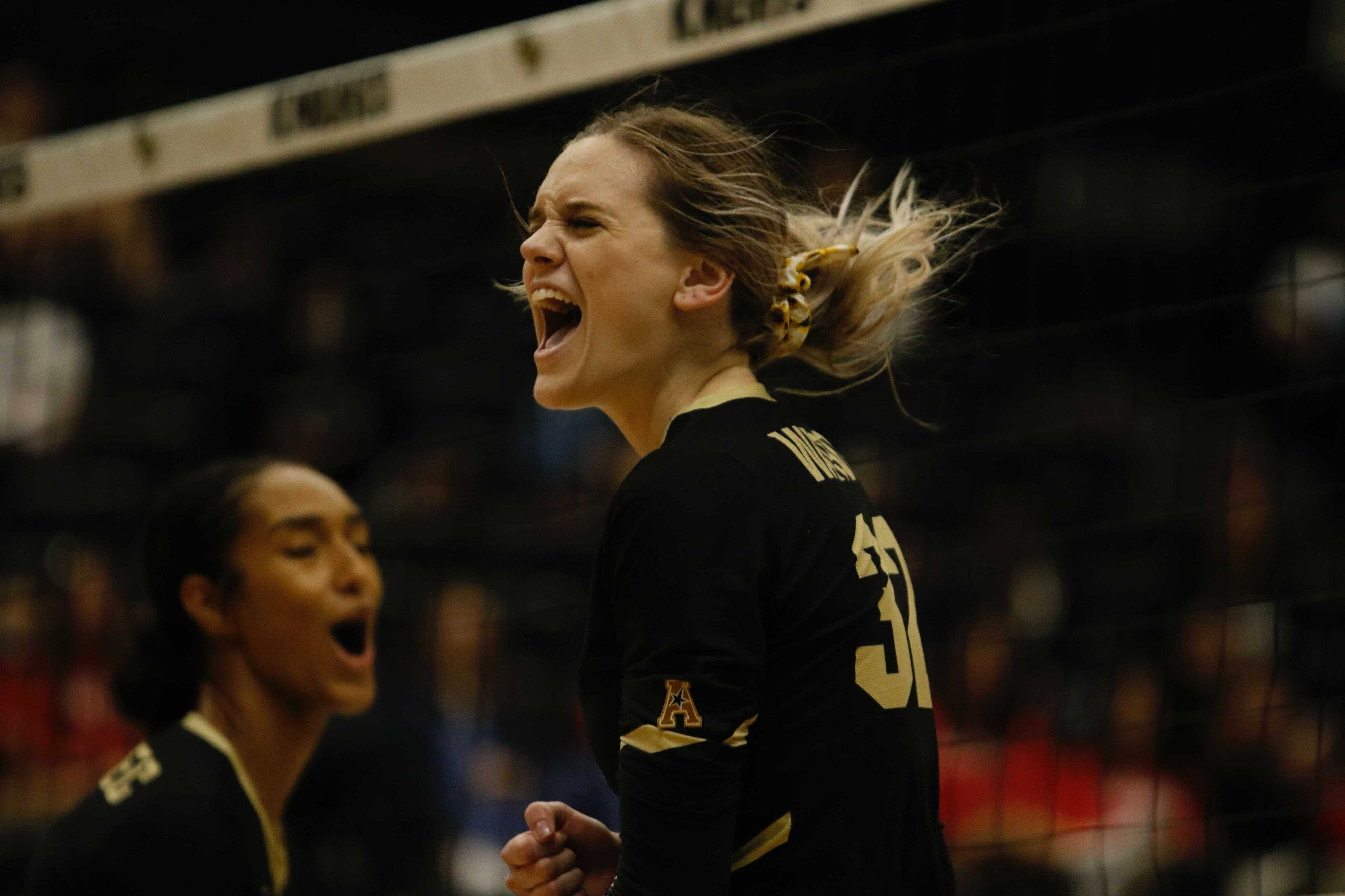 Anne-Marie Watson of UCF Volleyball