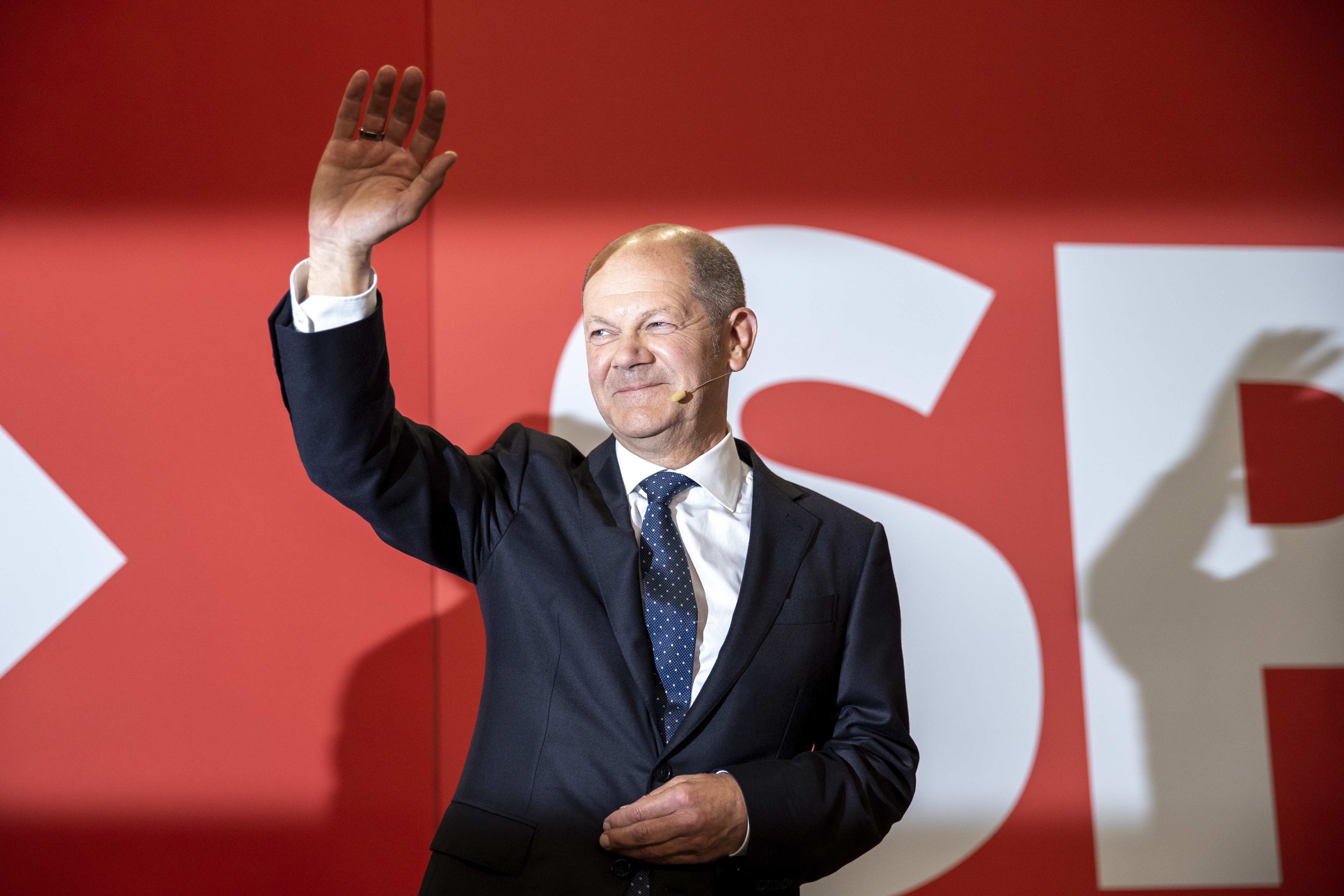 Social Democrats (SPD) React To Election Results