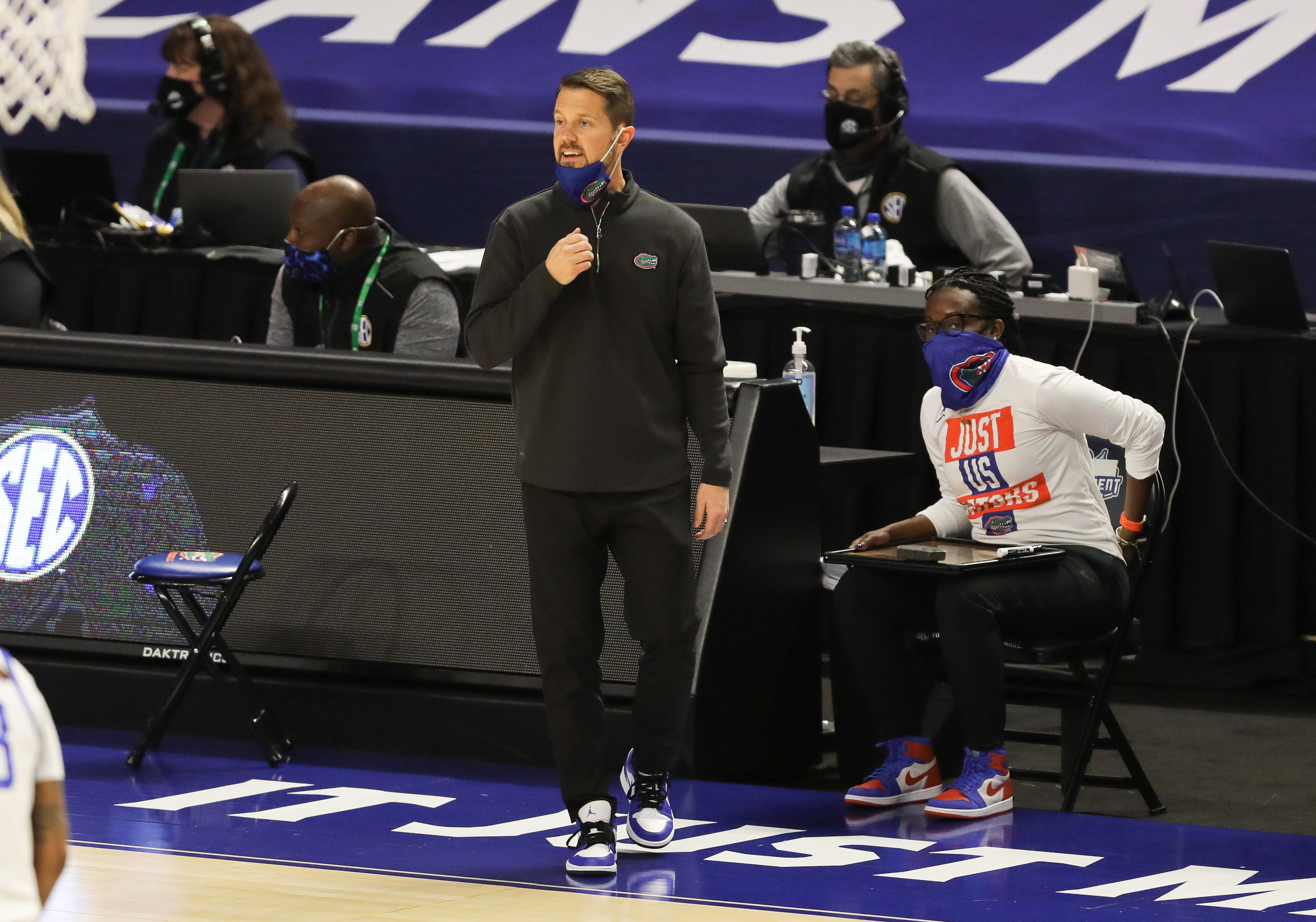 NCAA Womens Basketball: SEC Conference Tournament-Florida vs Kentucky