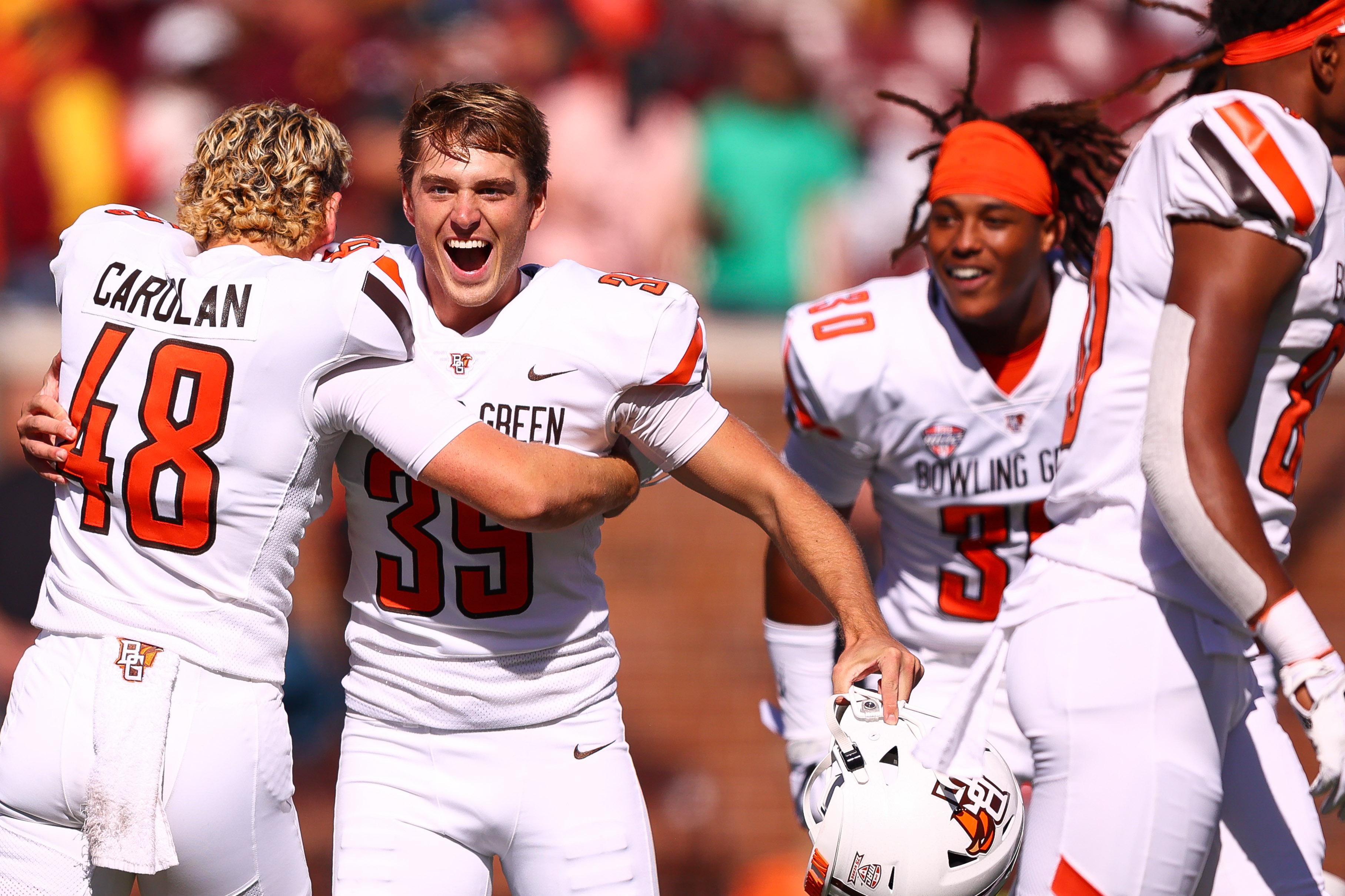 NCAA Football: Bowling Green at Minnesota