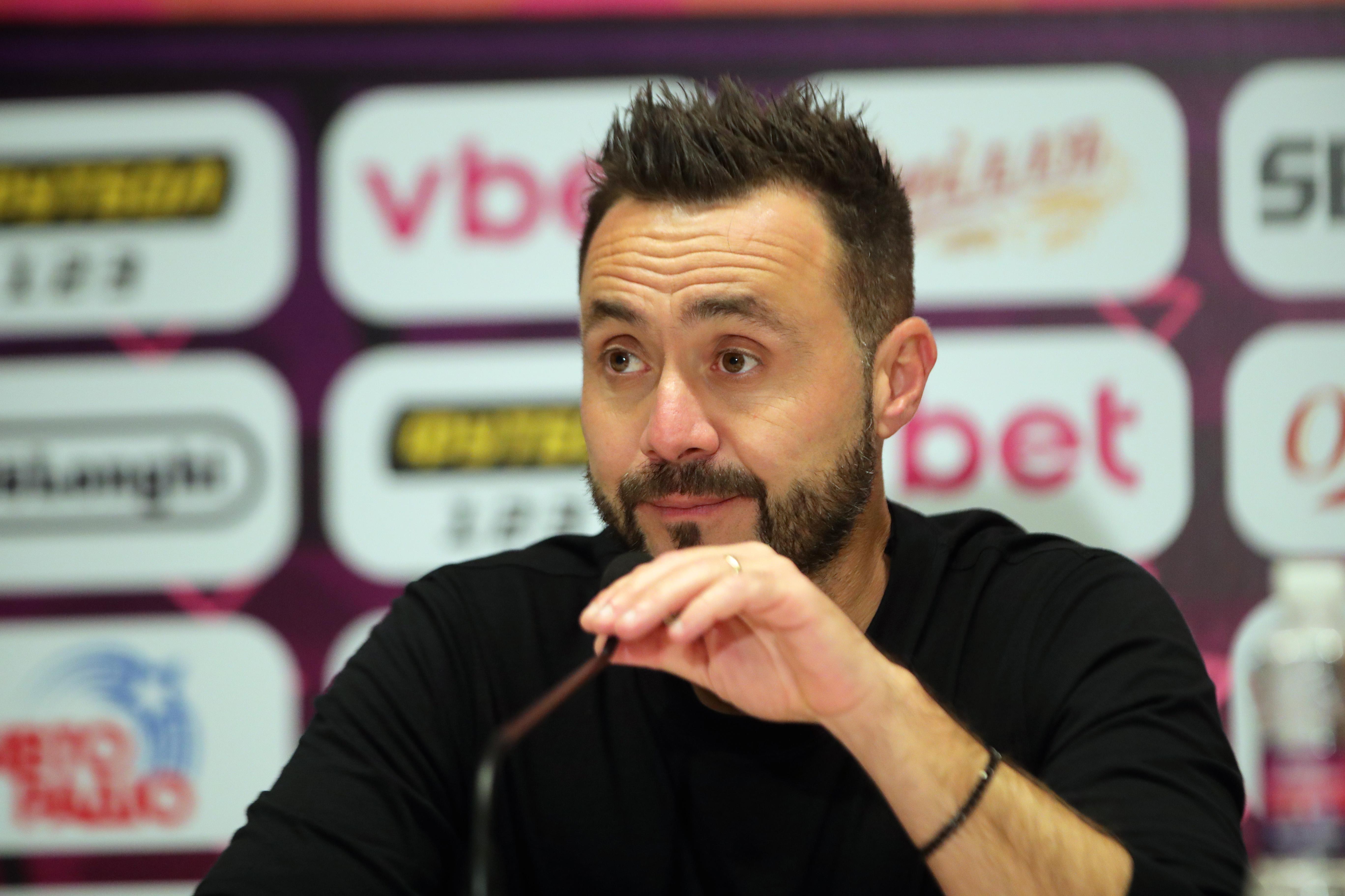 Post-match press conference of FC Shakhtar Donetsk