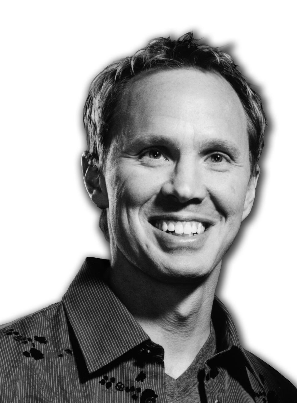 Radio host Eric Ferguson