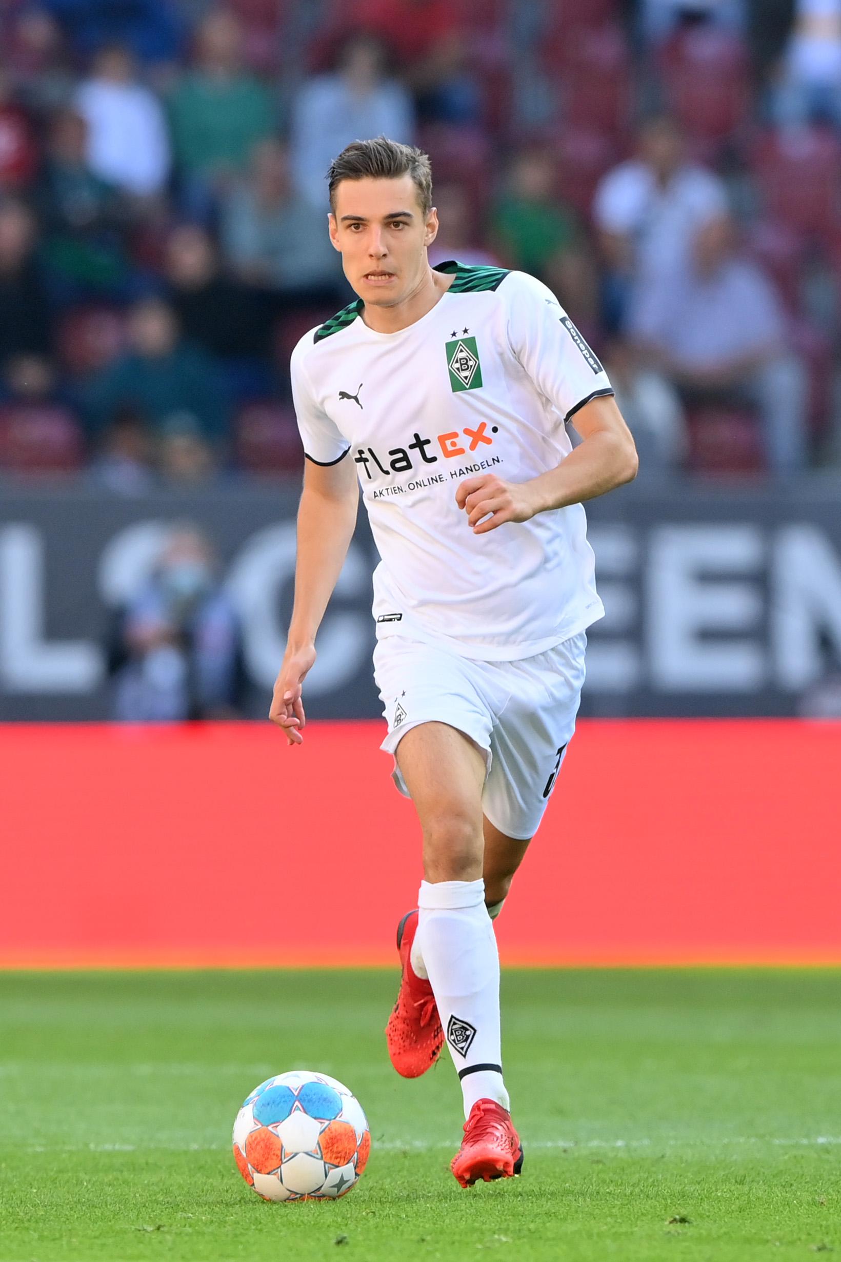 FC Augsburg v Borussia Mönchengladbach - Bundesliga