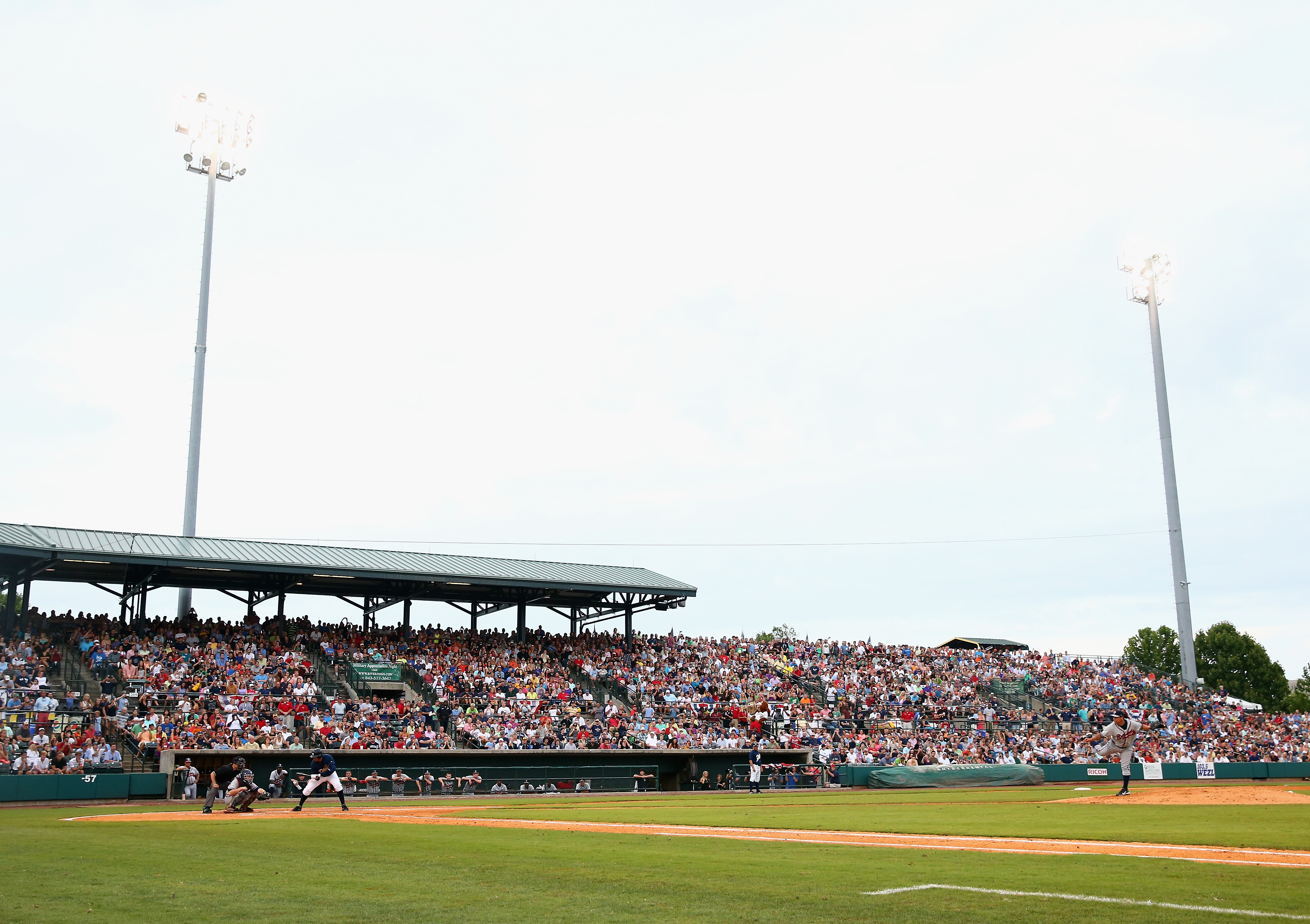 Rome Braves v Charleston RiverDogs