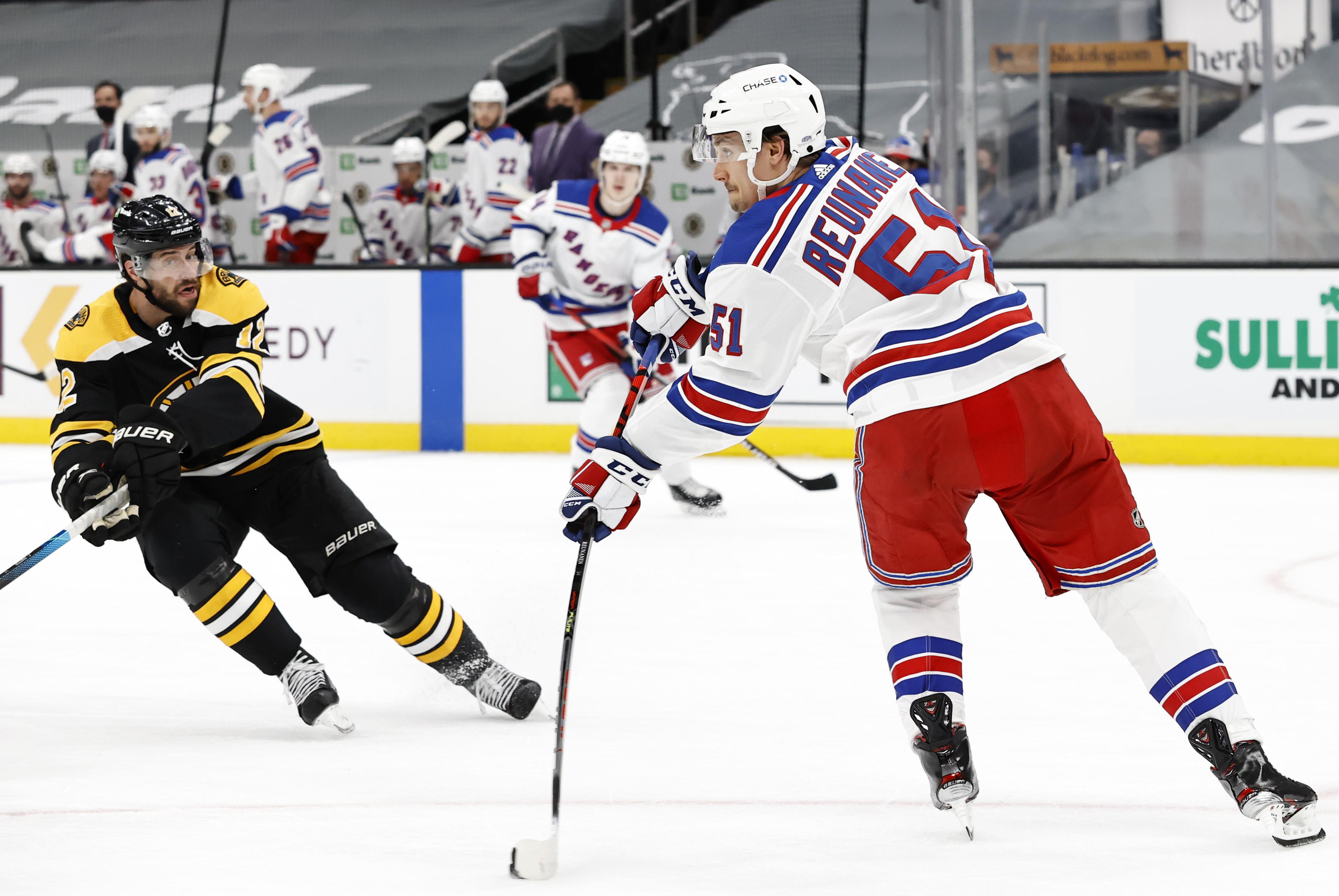 NHL: MAY 08 Rangers at Bruins