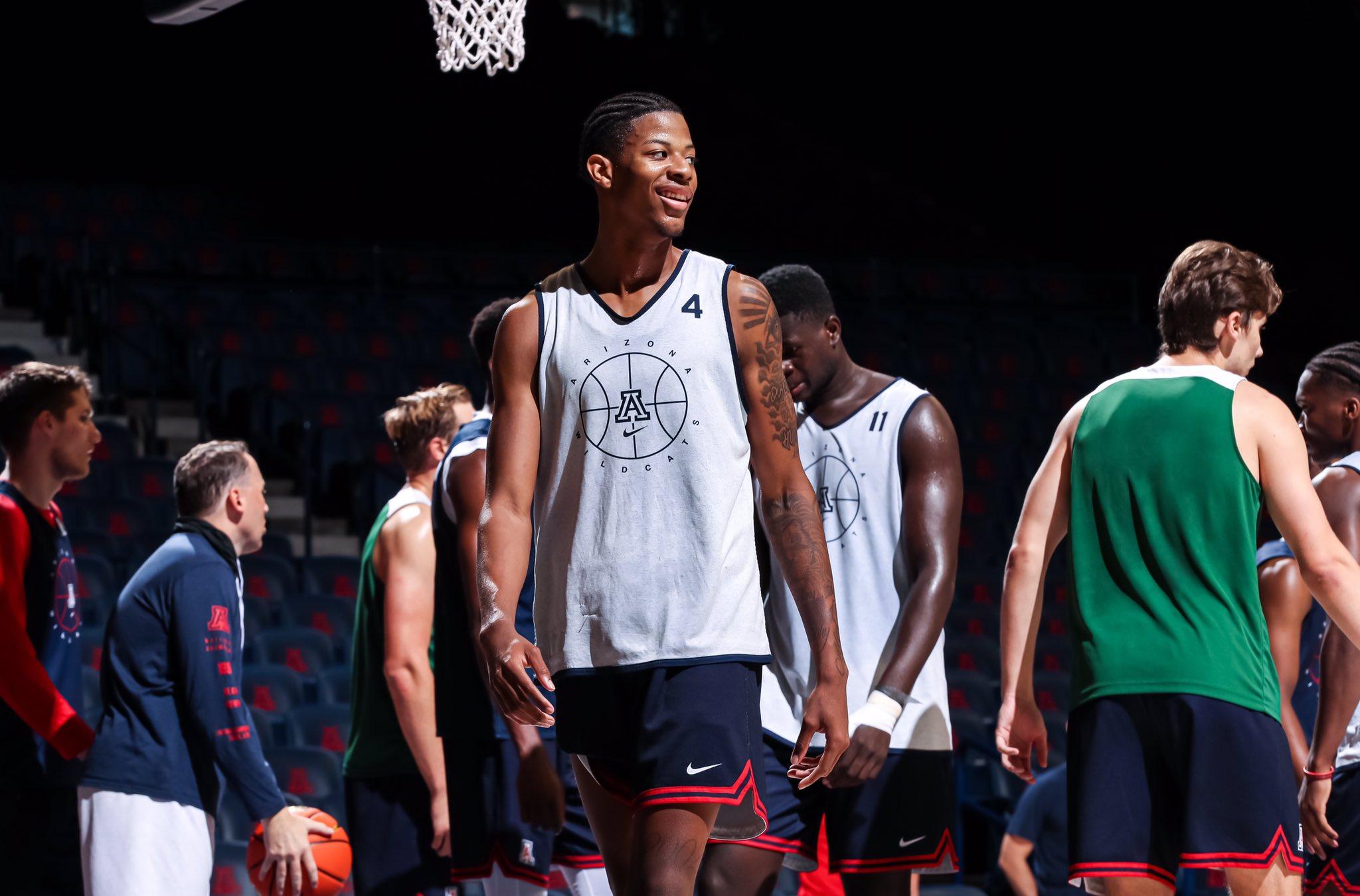 arizona-wildcats-basketball-preseason-practice-tommy-lloyd-adia-barnes-sean-miller-ncaa-2021