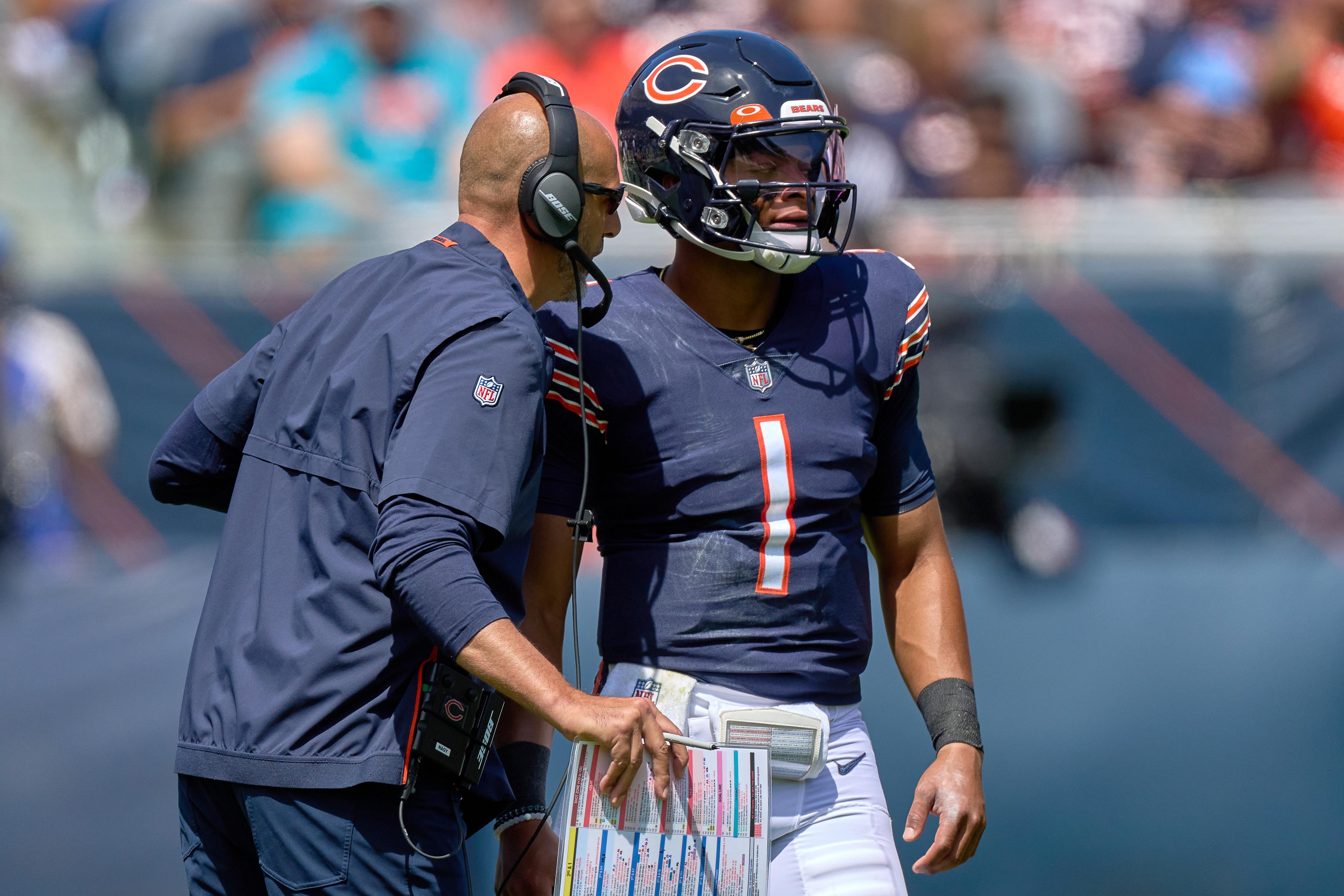 NFL: AUG 14 Preseason - Dolphins at Bears