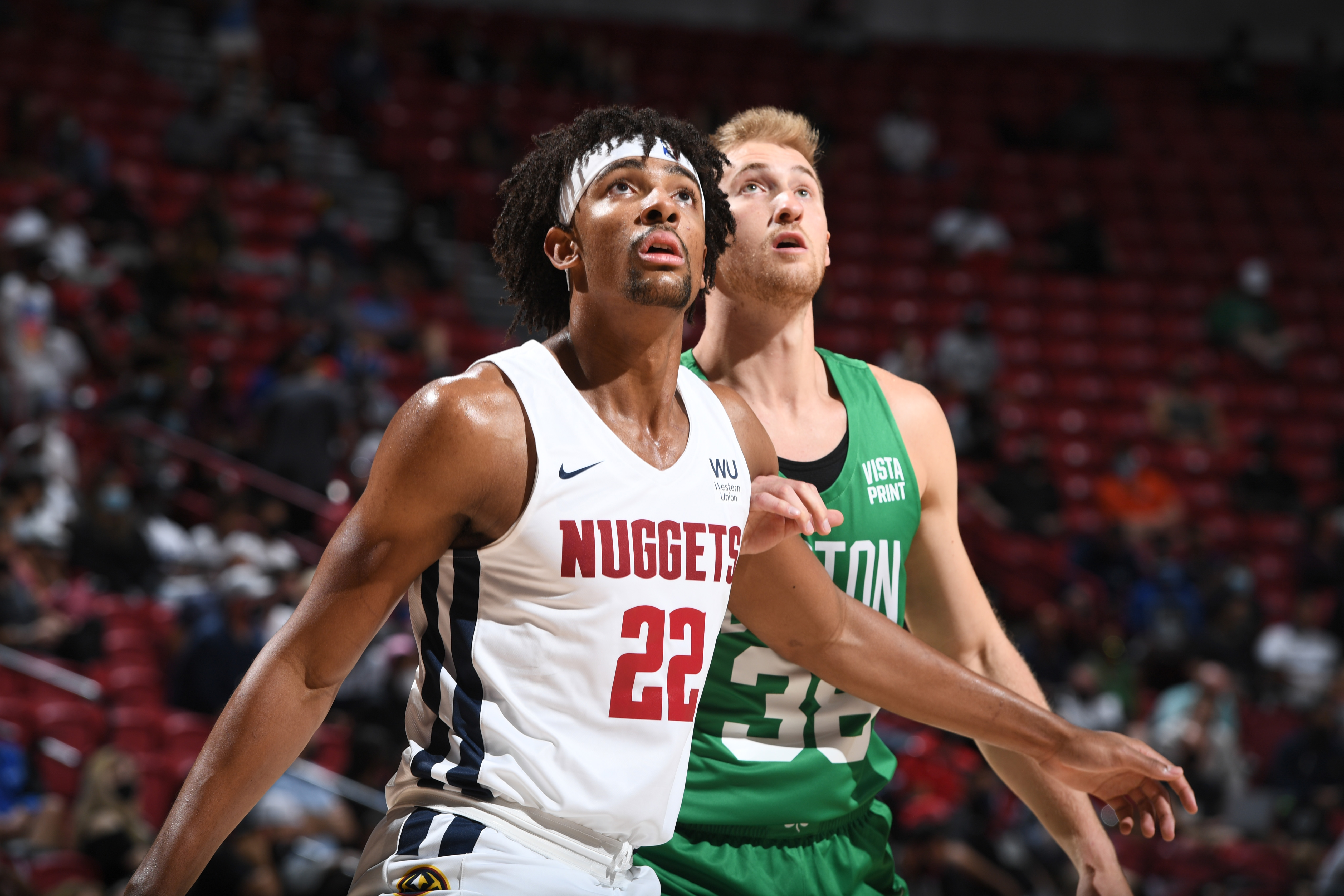 2021 Las Vegas Summer League - Boston Celtics v Denver Nuggets