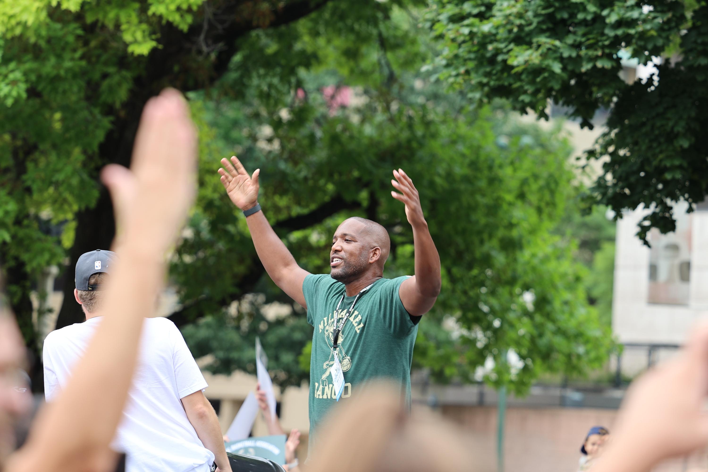 Milwaukee Bucks Victory Parade & Rally