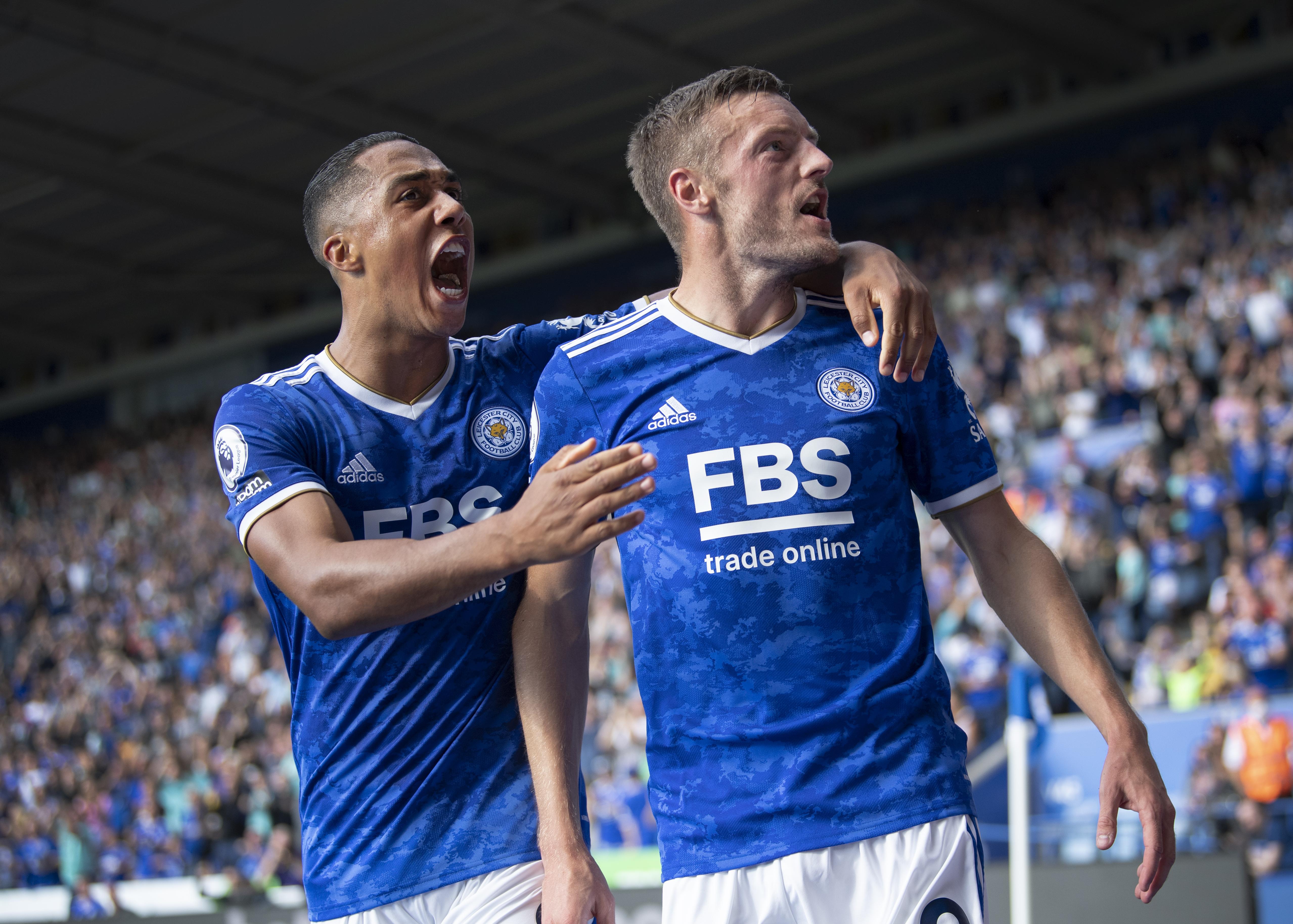 Leicester City v Burnley - Premier League