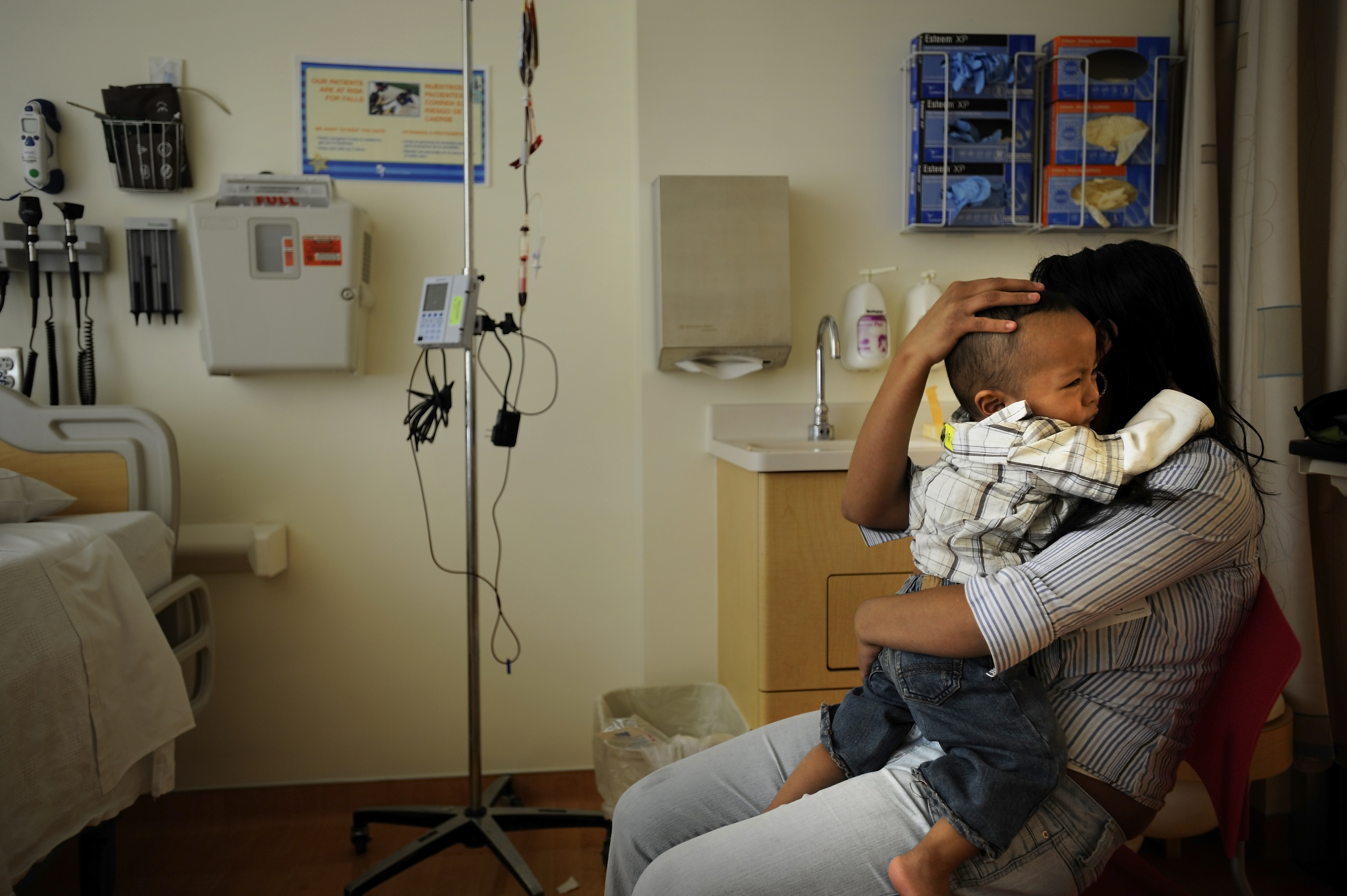 Sickle Cell patient