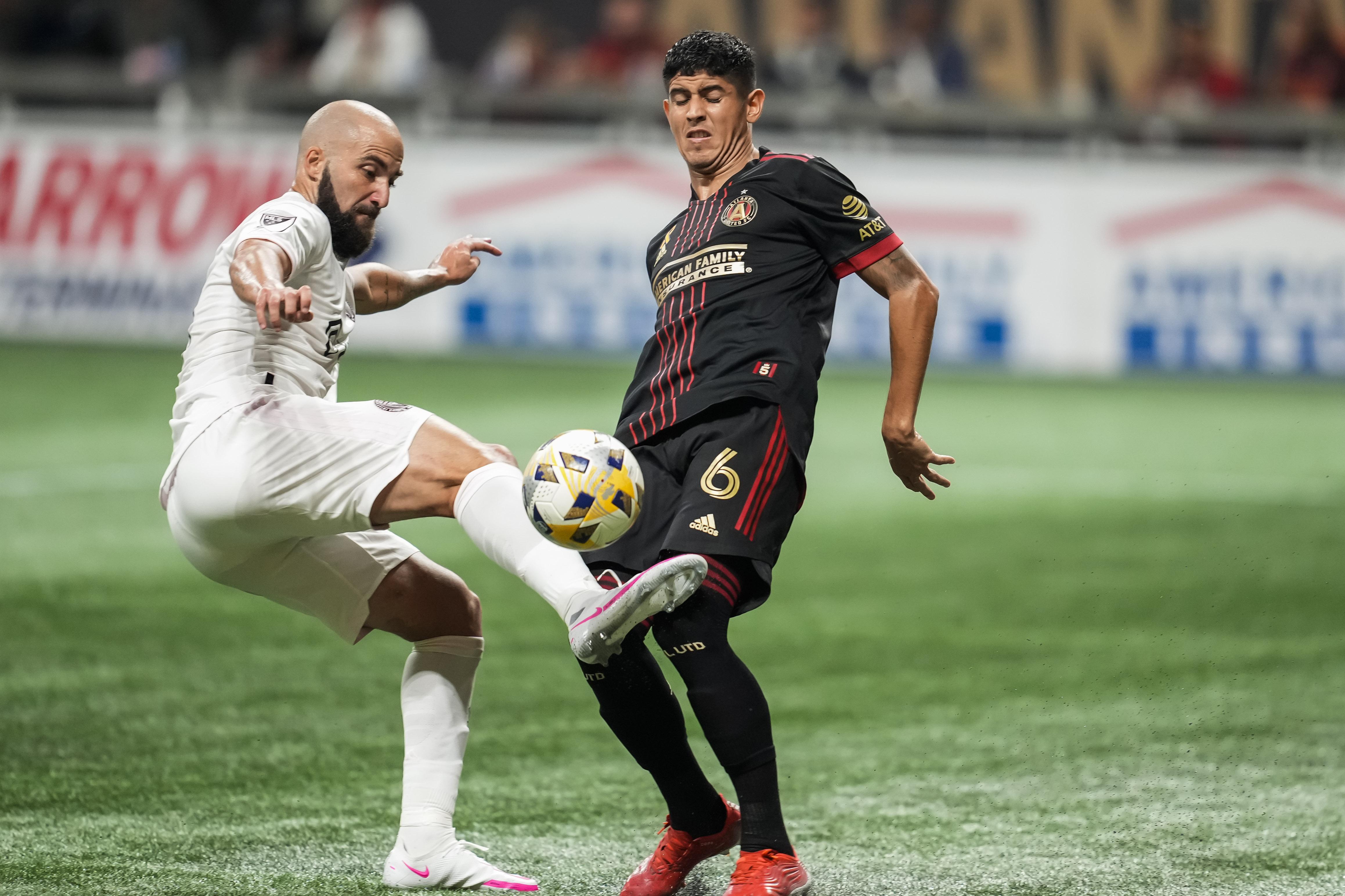 MLS: Inter Miami CF at Atlanta United FC