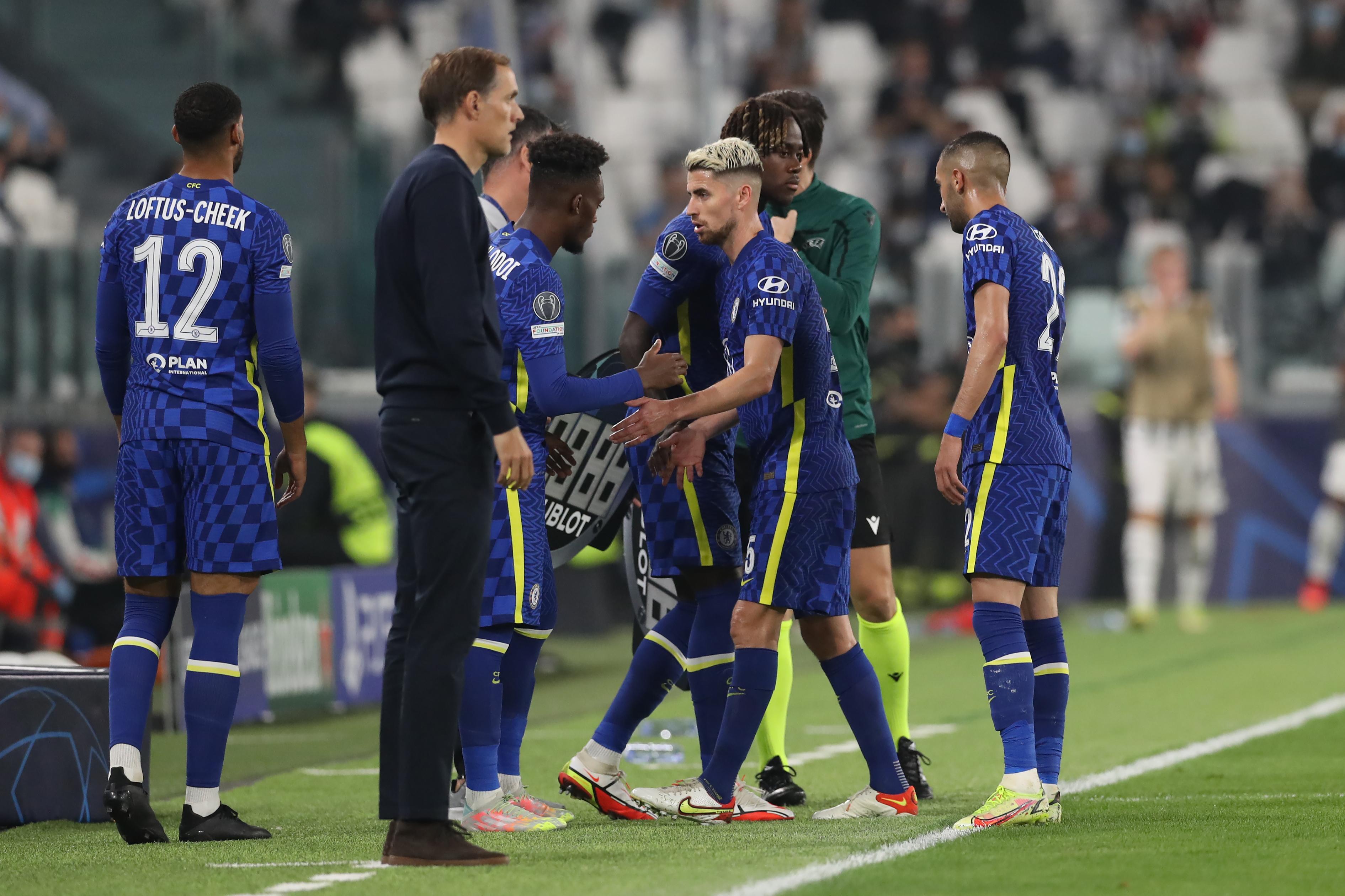 Juventus v Chelsea FC: Group H - UEFA Champions League
