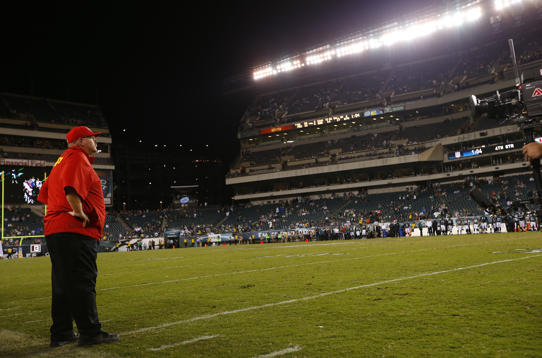 Kansas City Chiefs v Philadelphia Eagles