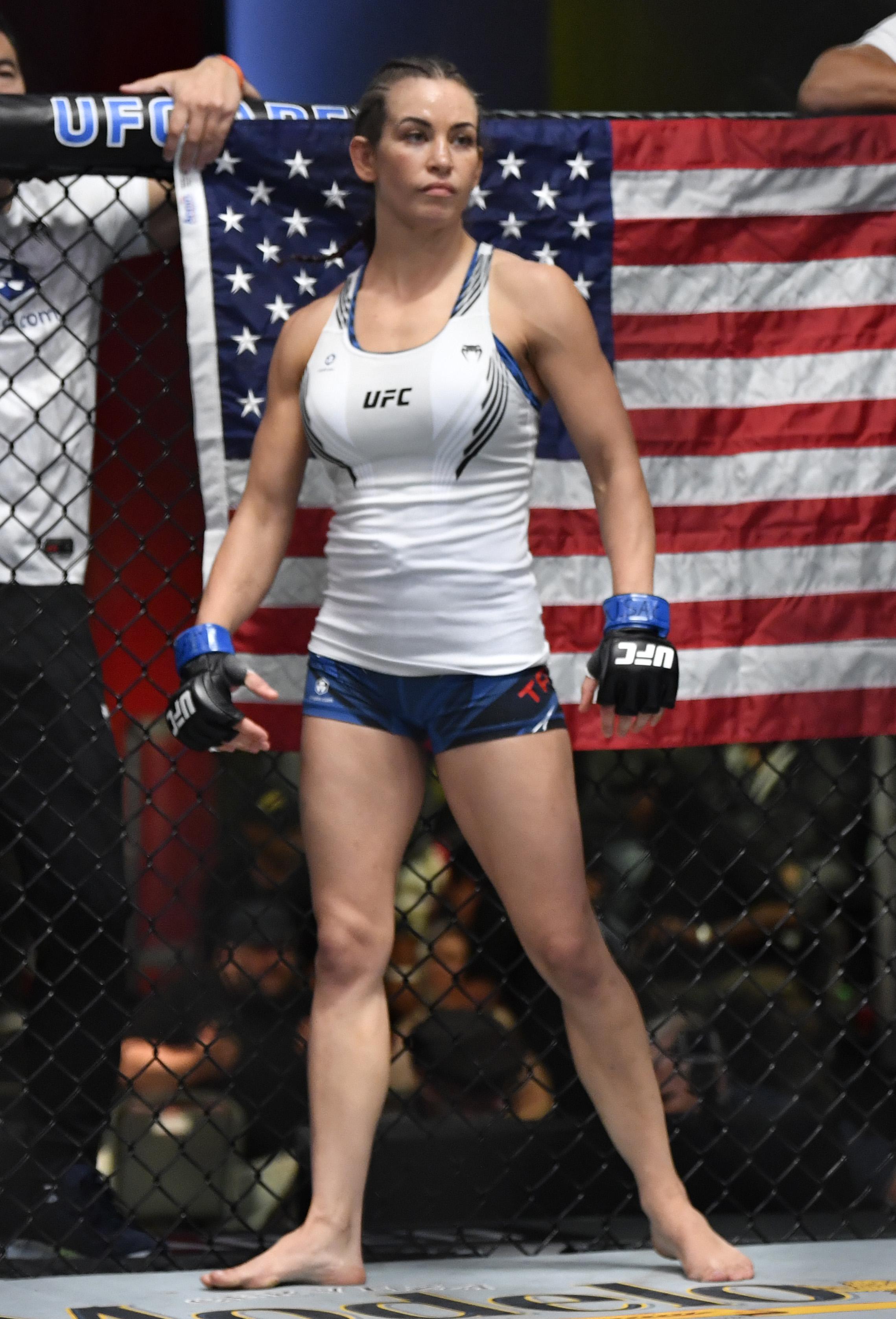 UFC Fight Night: Marion Reneau v Miesha Tate