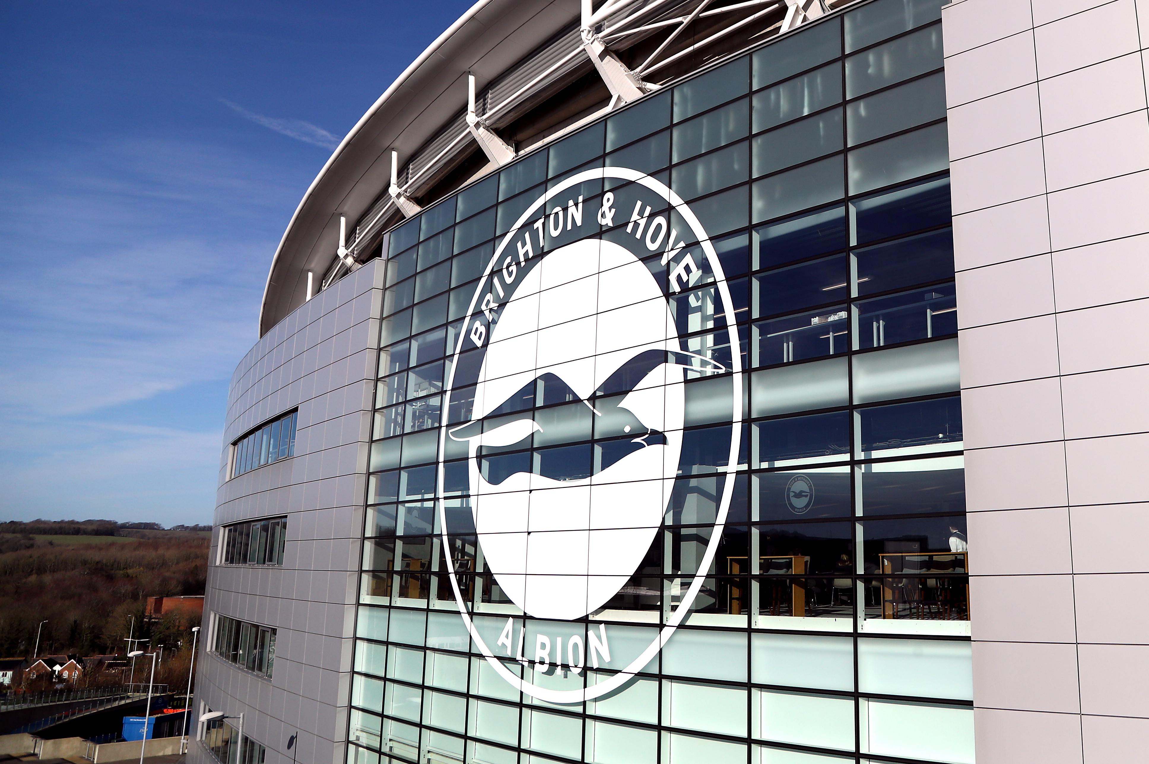 Brighton and Hove Albion v Aston Villa - Premier League - AMEX Stadium