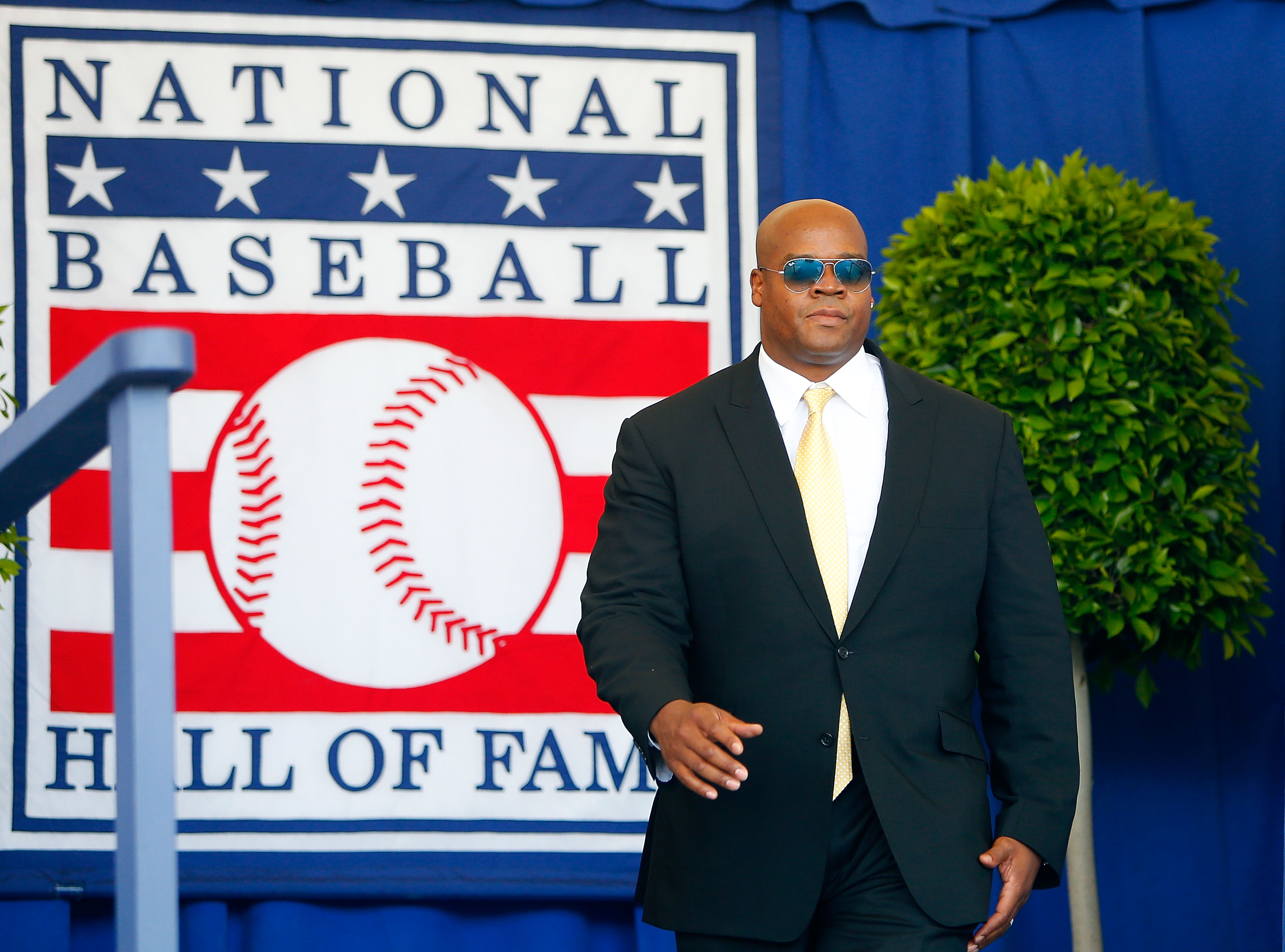 Frank Thomas has headed a venture that bought controlling interest in Go the Distance Baseball's stake of All-Star Ballpark Heaven and the Field of Dreams Movie Site in Iowa.