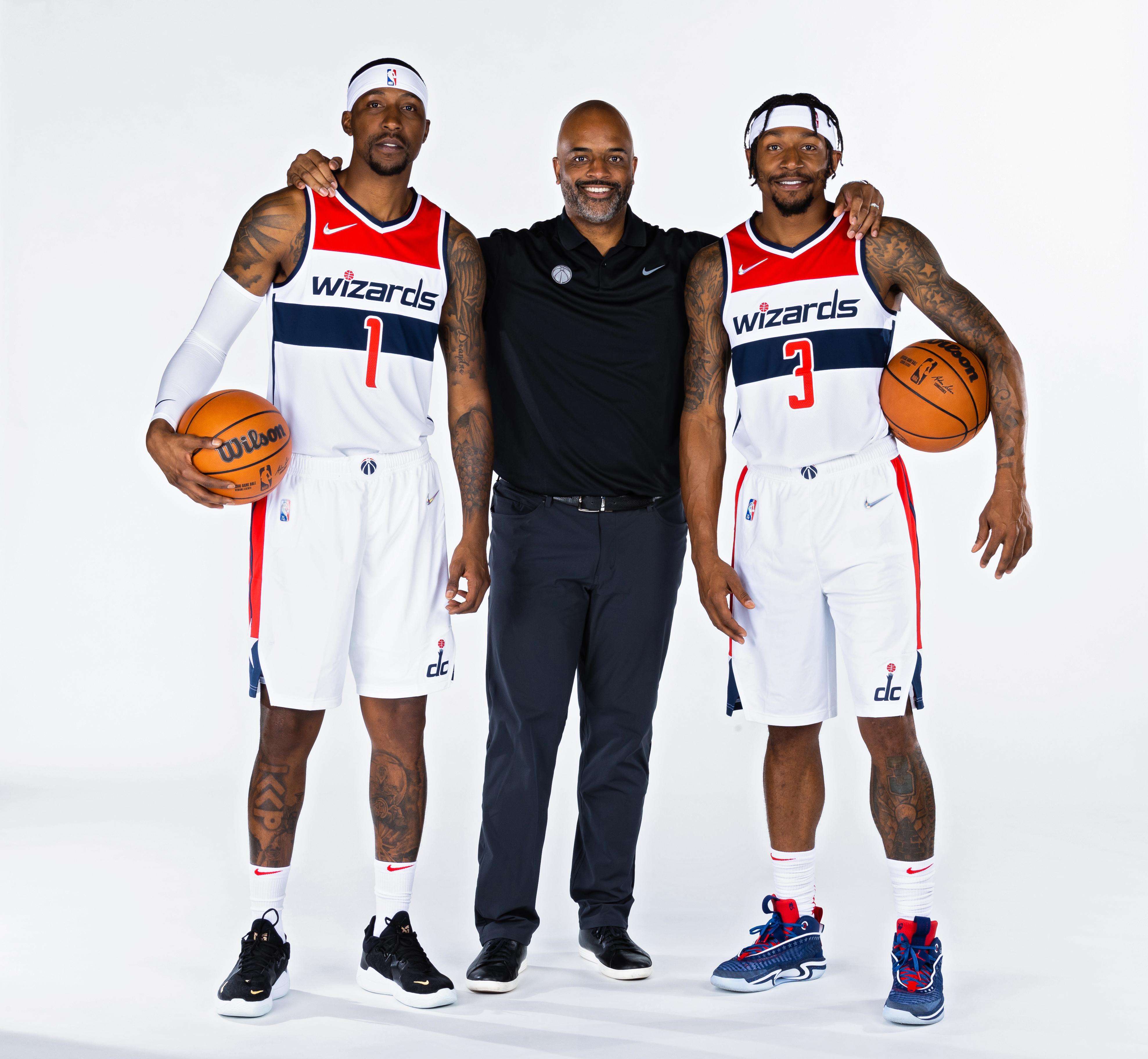 2021-22 Washington Wizards Media Day