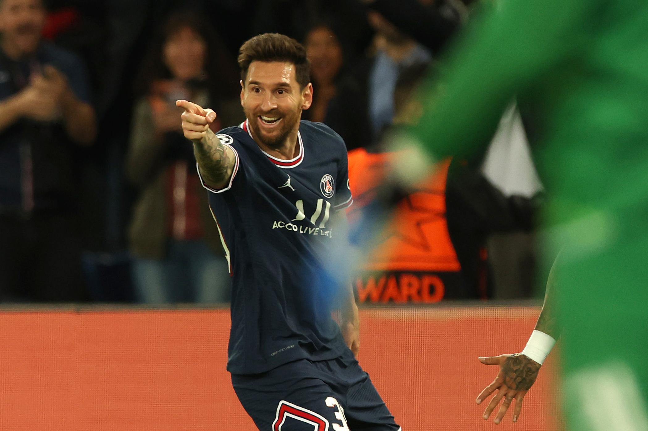 Paris Saint-Germain v Manchester City: Group A - UEFA Champions League