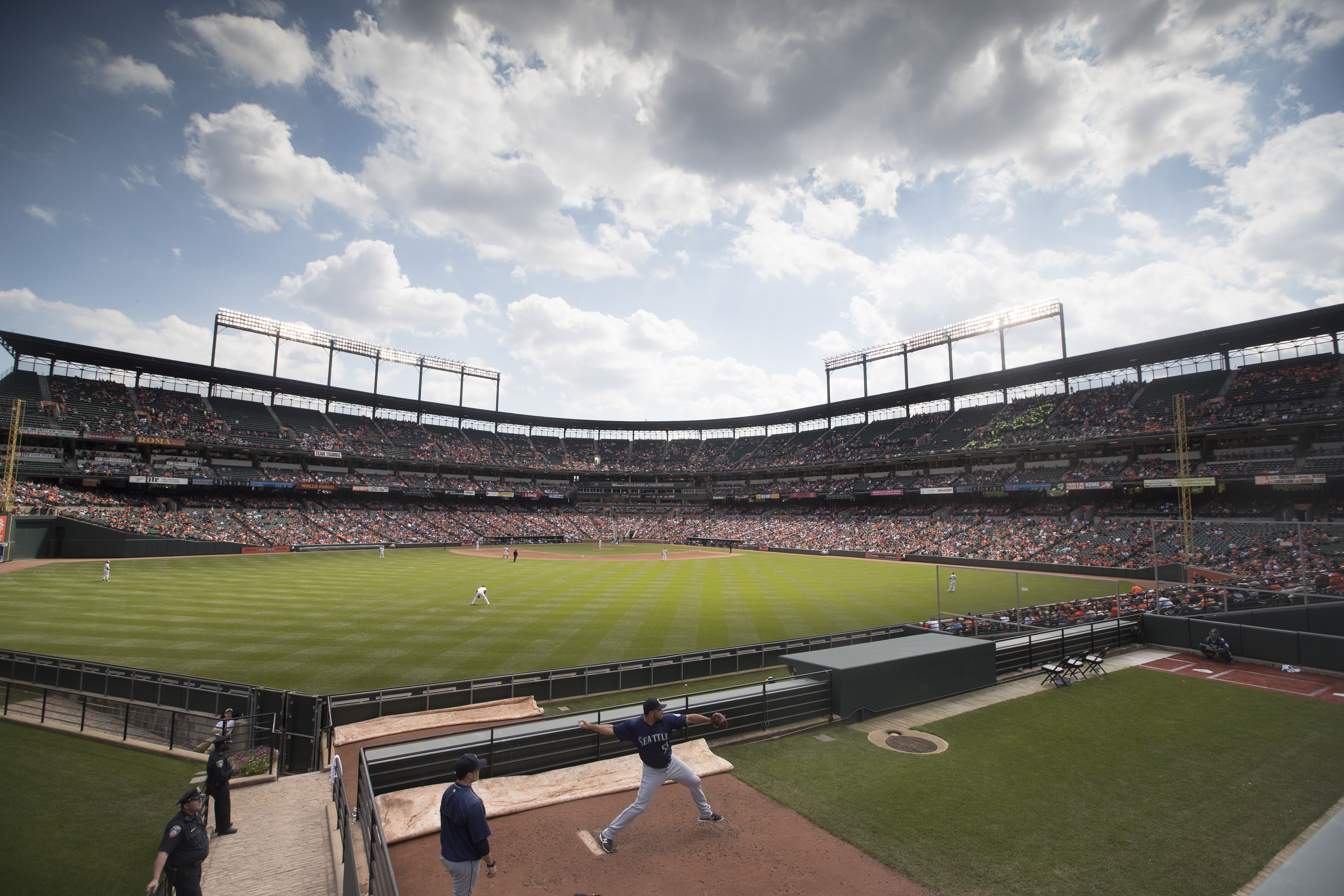 Baltimore Orioles vs Seattle Mariners