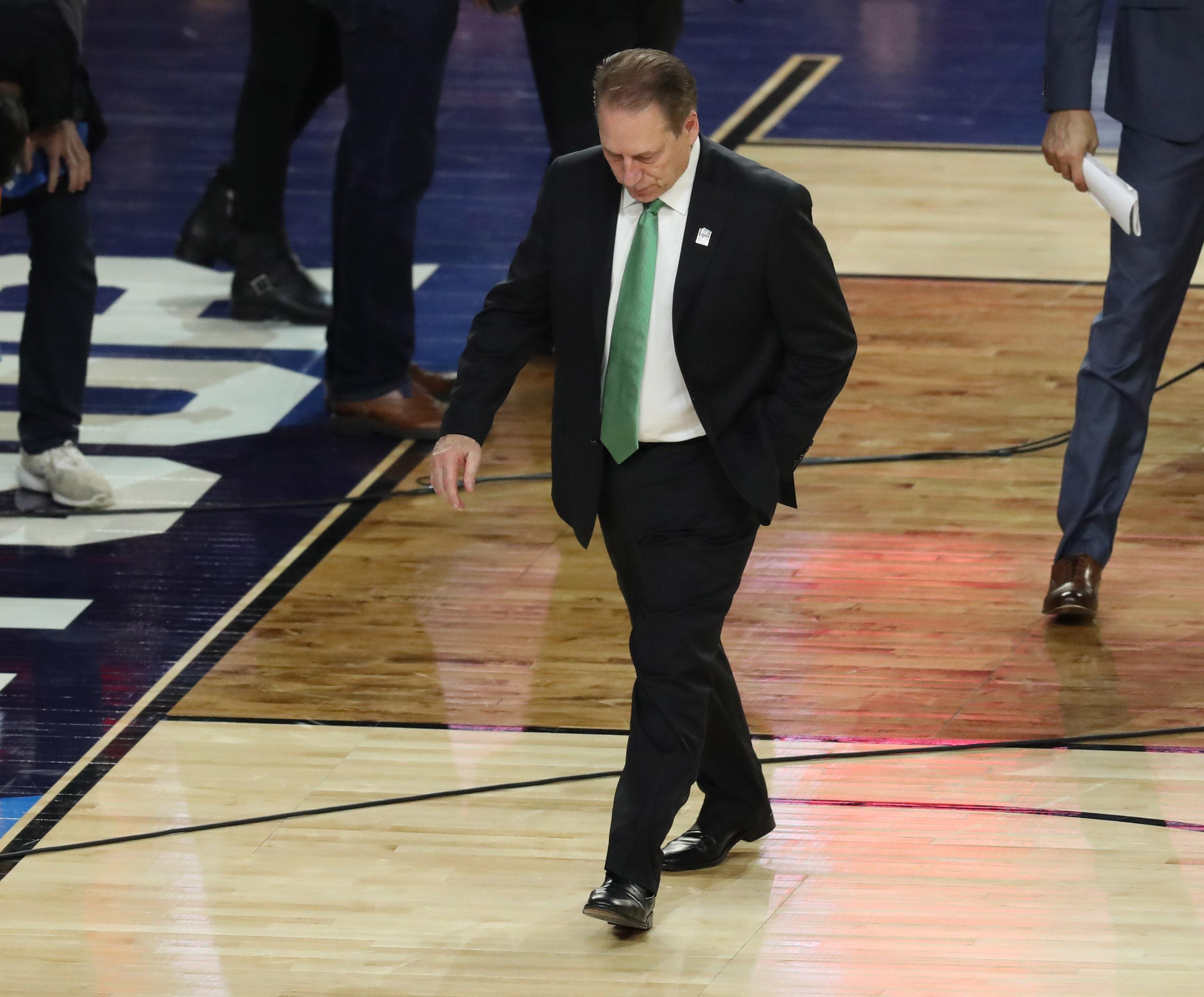 NCAA Basketball: Final Four-Semifinals-Michigan State vs Texas Tech