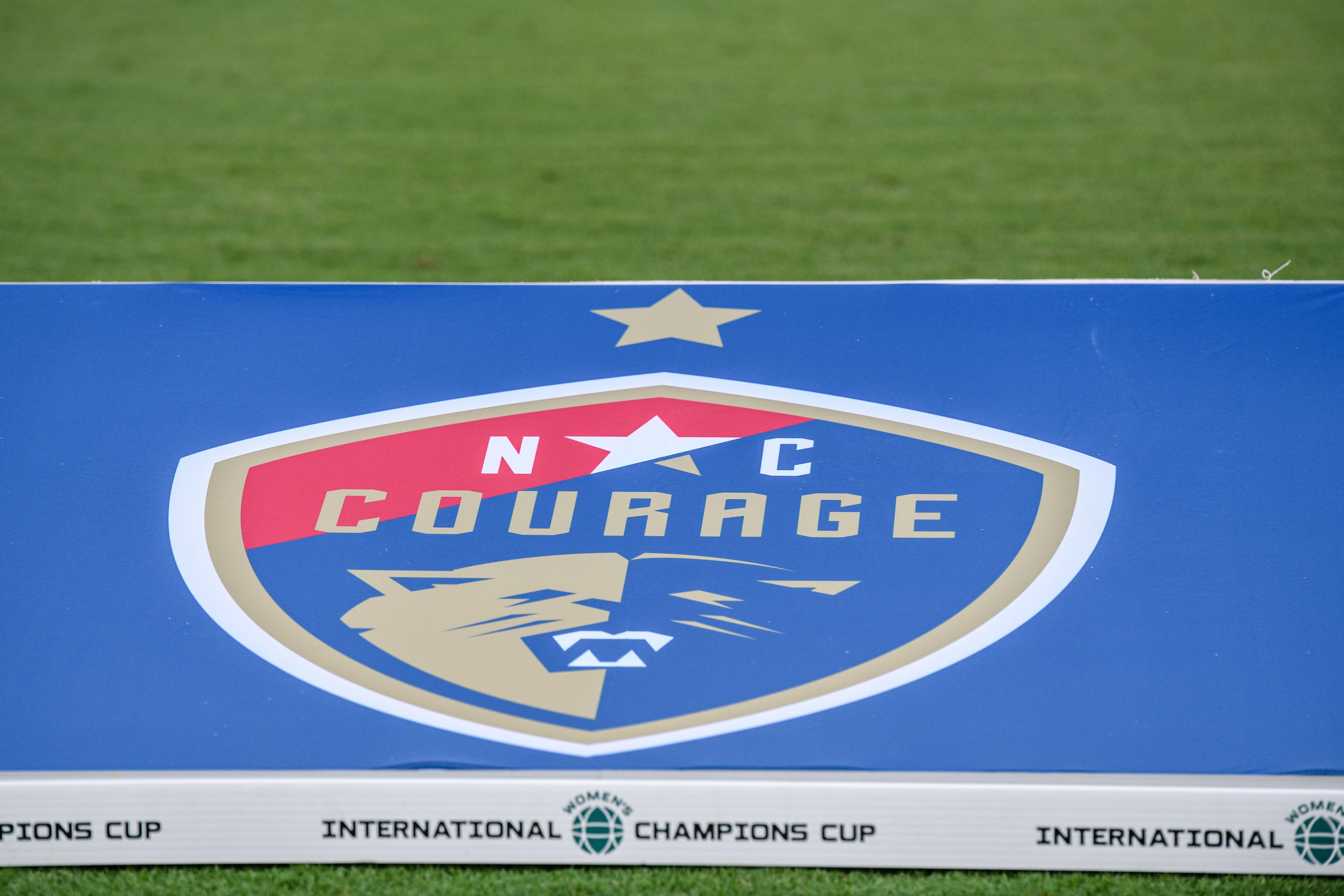 足球:8月15日女足国际冠军杯-北卡罗来纳勇气vs曼城