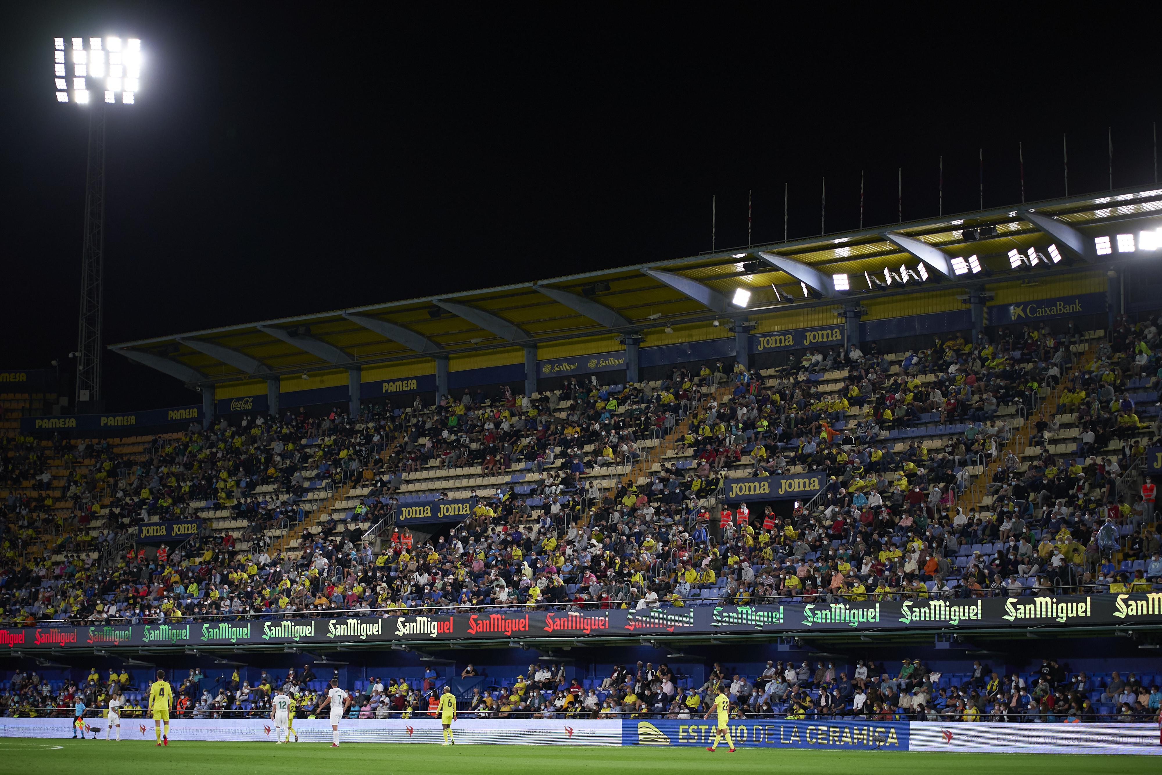 Villarreal CF v Elche CF - La Liga Santander