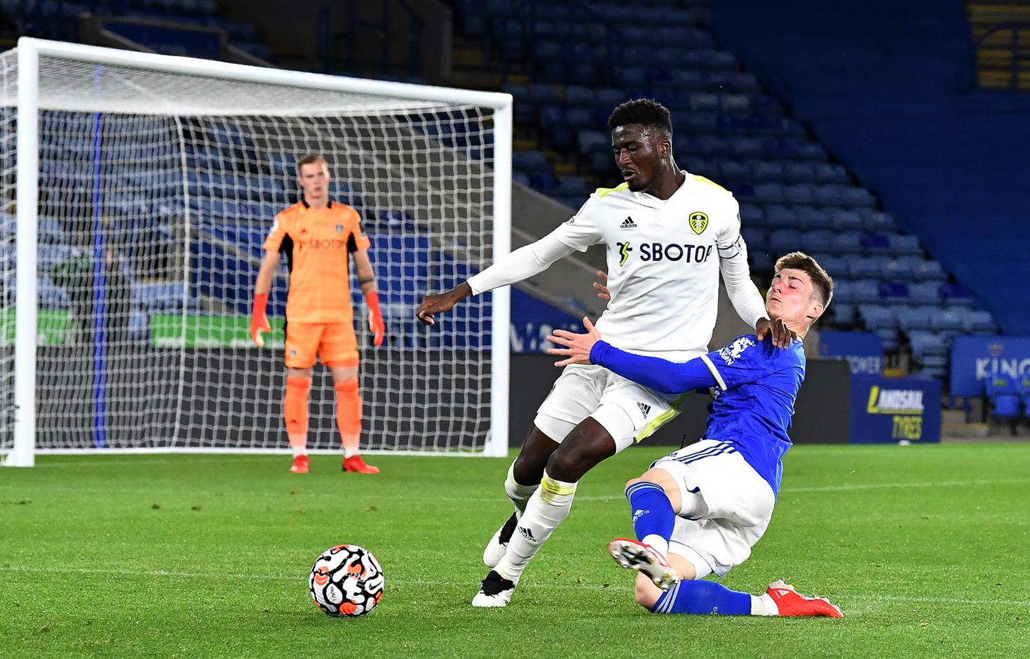 Leicester City v Leeds United - Premier League 2