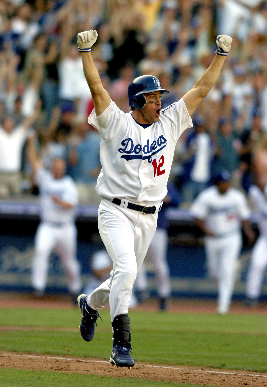 San Francisco Giants vs Los Angeles Dodgers - October 2, 2004