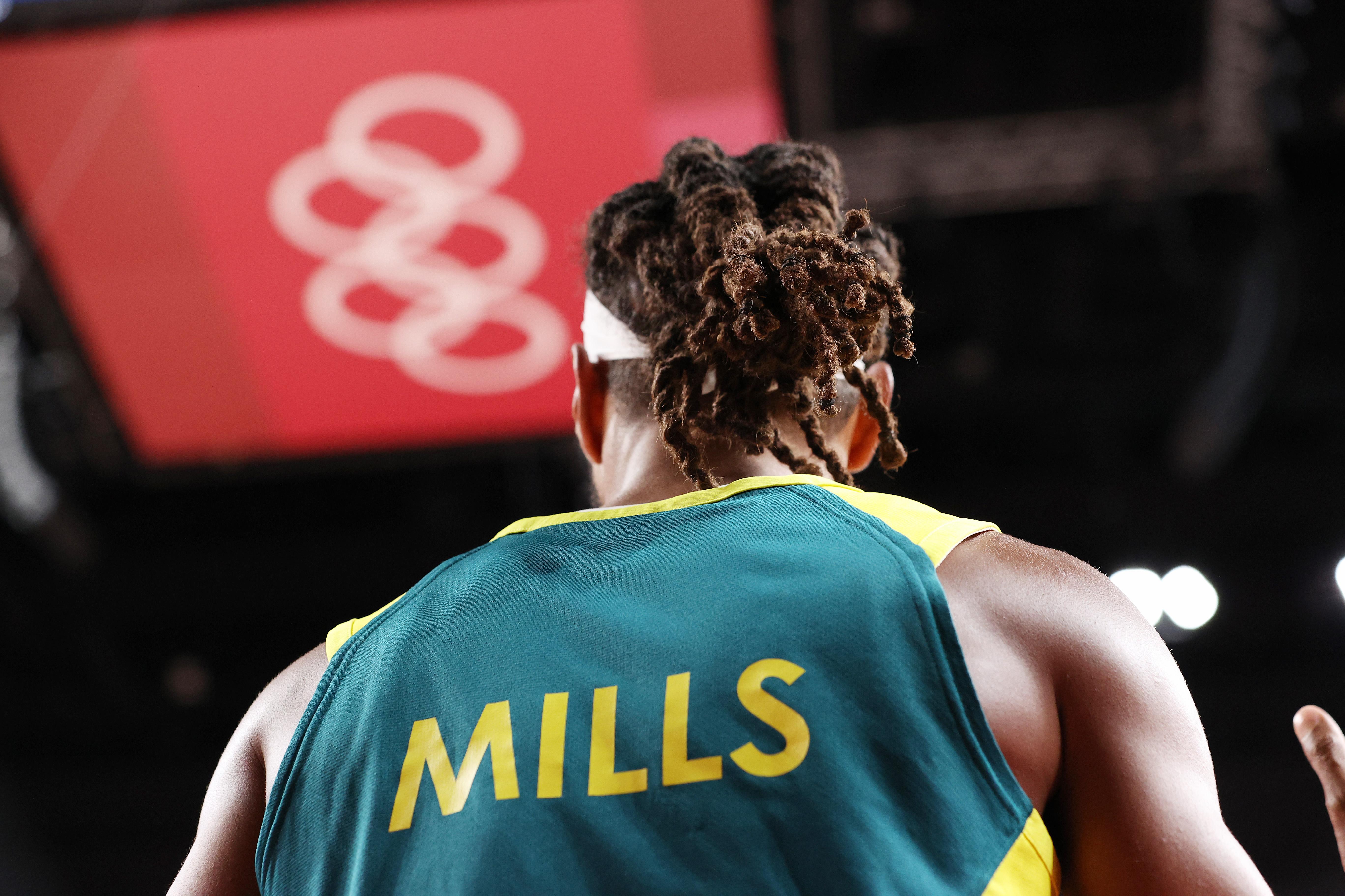 United States v Australia Men's Basketball - Olympics: Day 13