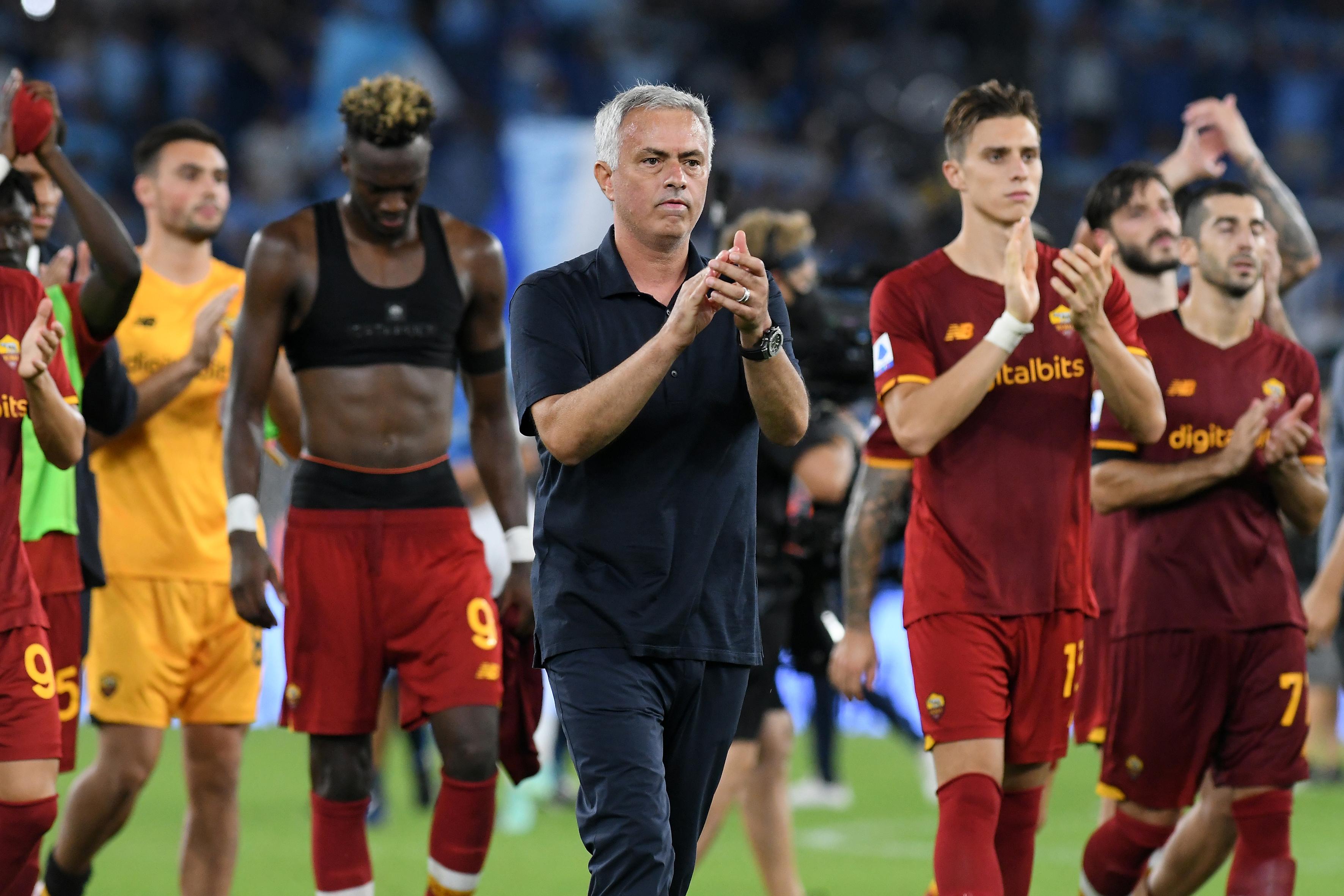Football Serie A Lazio-Roma