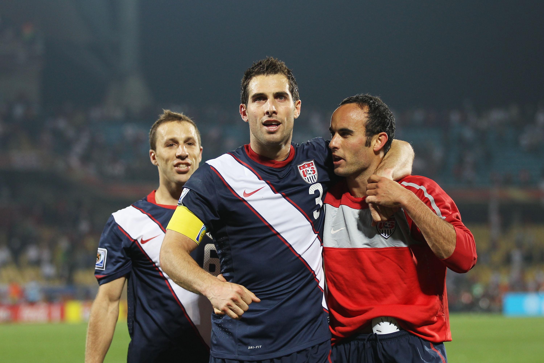 England v USA: Group C - 2010 FIFA World Cup