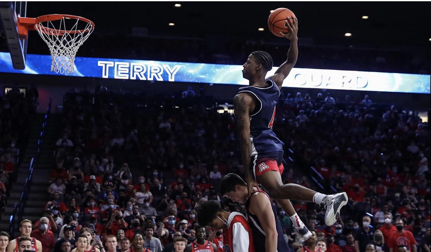 arizona-wildcats-mens-basketball-red-blue-scrimmage-recap-reaction-lloyd-terry-aiken-mckale-2021