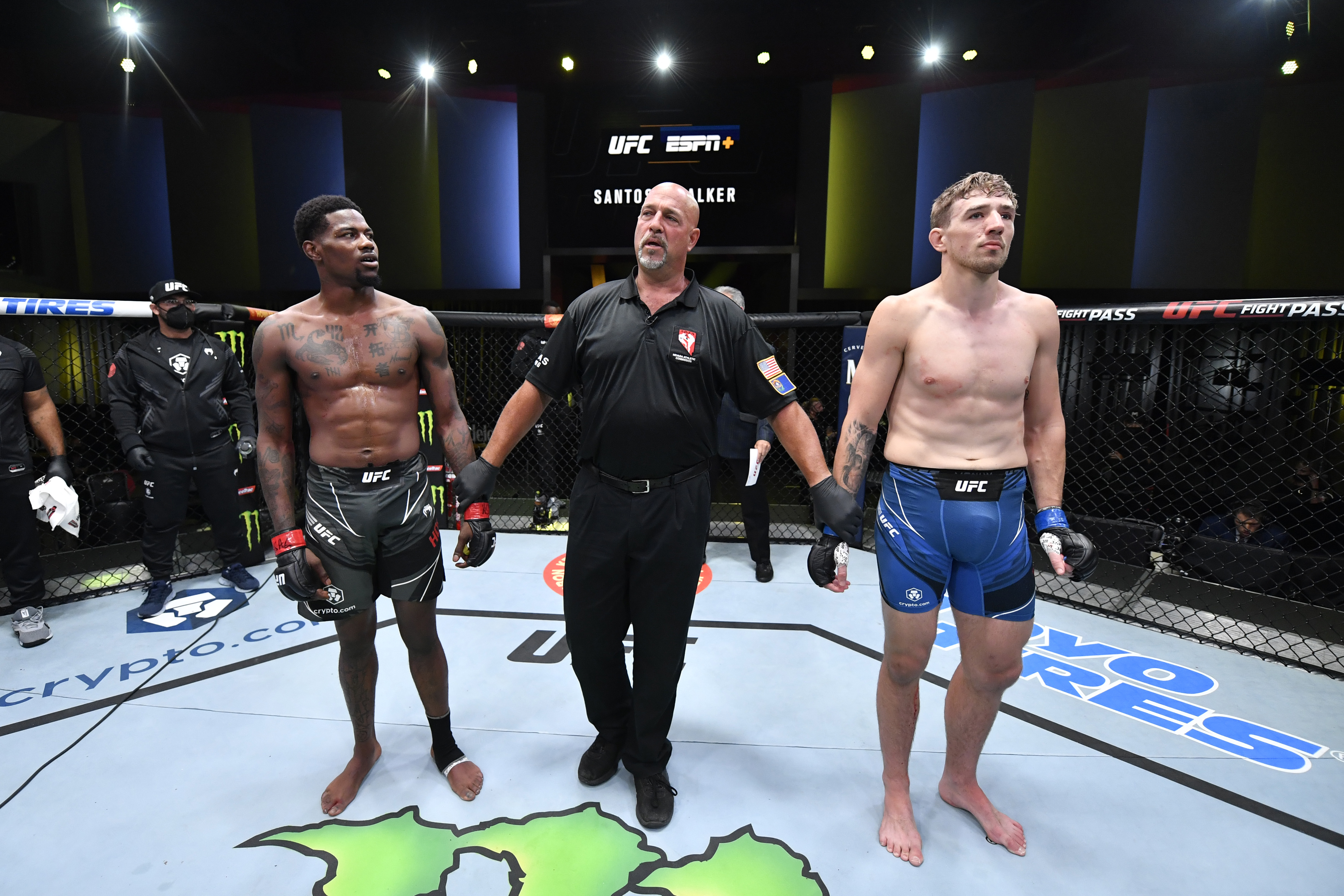 UFC Fight Night: Holland v Daukaus